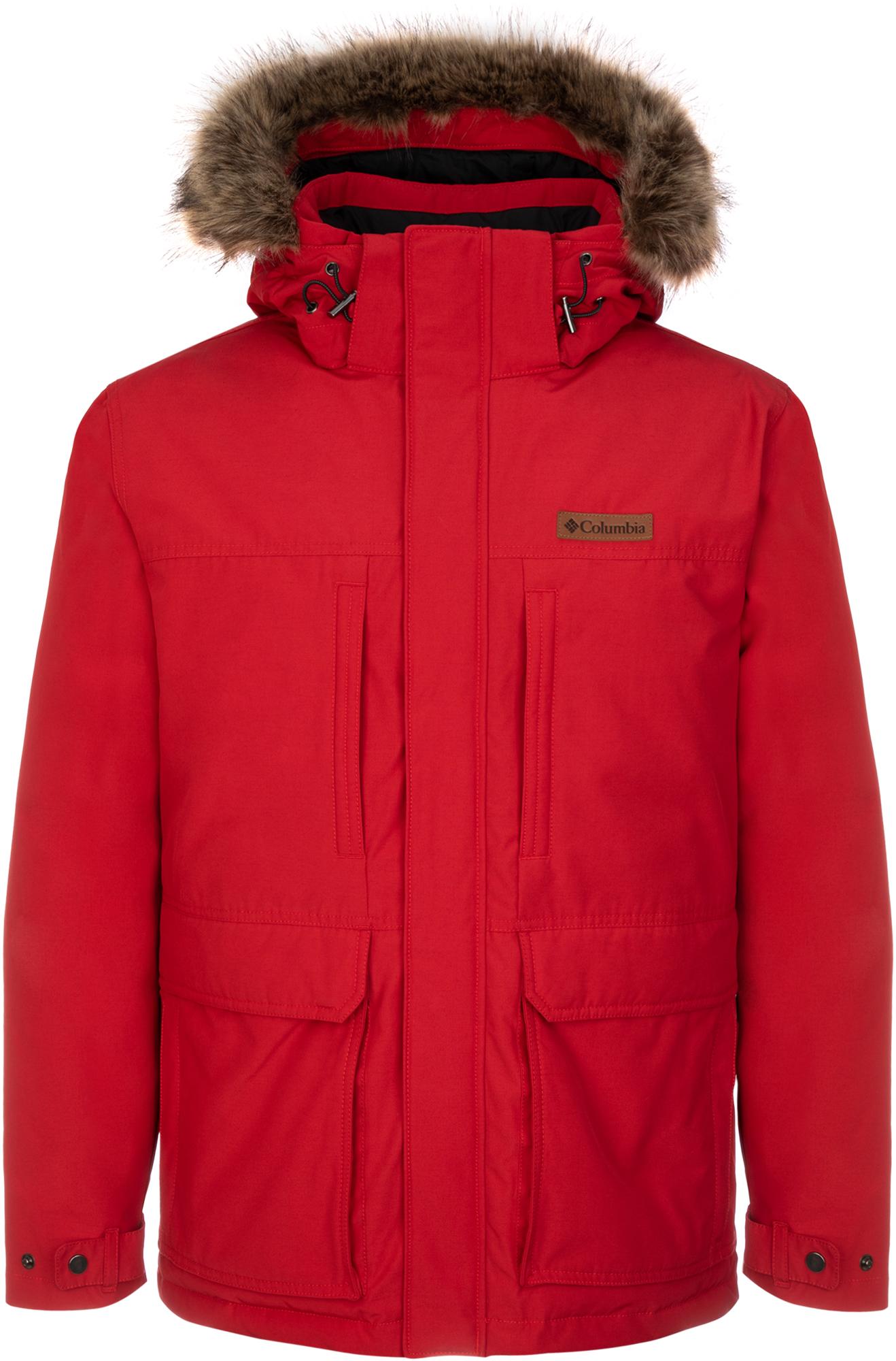 Фото - Columbia Куртка утепленная мужская Columbia Marquam Peak, размер 48-50 куртка утепленная columbia columbia co214emgevw0