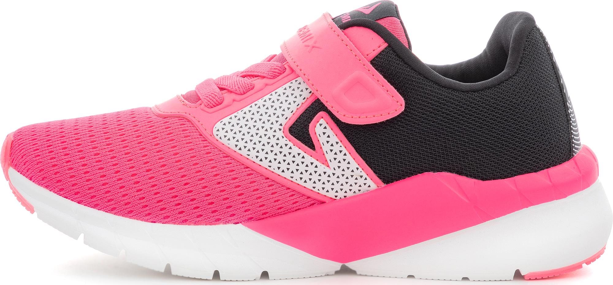 Demix Кроссовки для девочек Demix Compact JR, размер 36 demix кроссовки для девочек demix x trainer размер 39