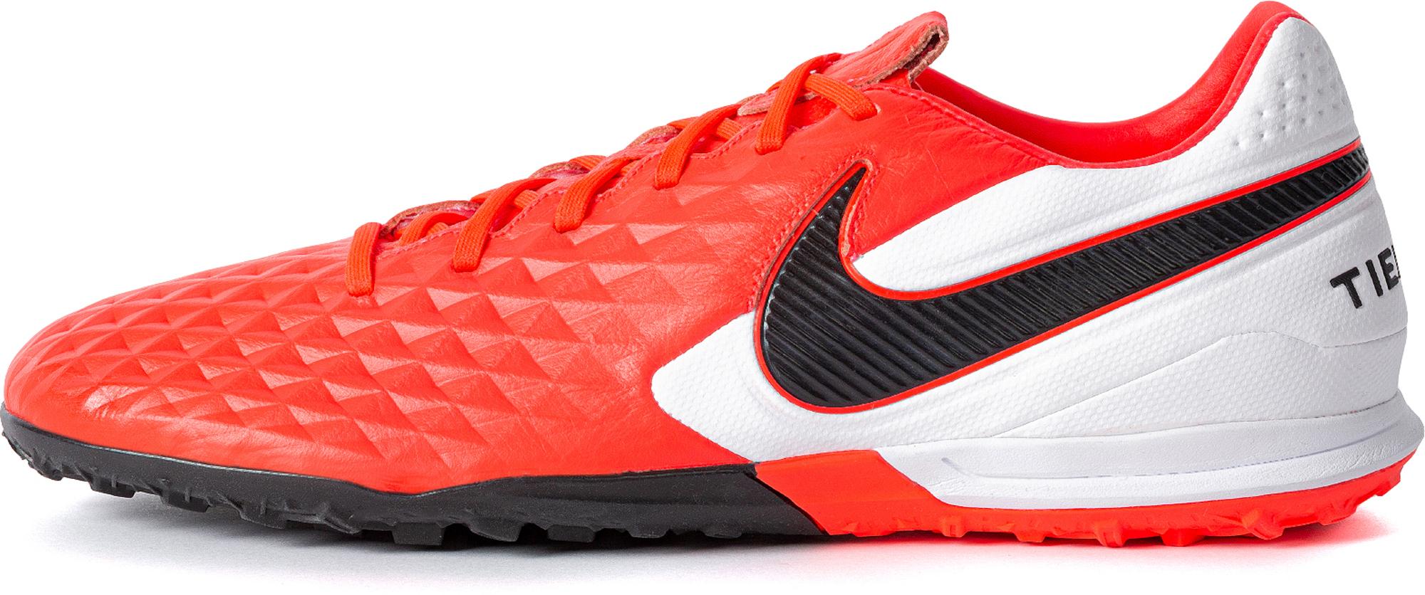Nike Бутсы мужские Nike Tiempo Legend 8 Pro TF, размер 39 nike бутсы мужские nike nike bravatax ii tf
