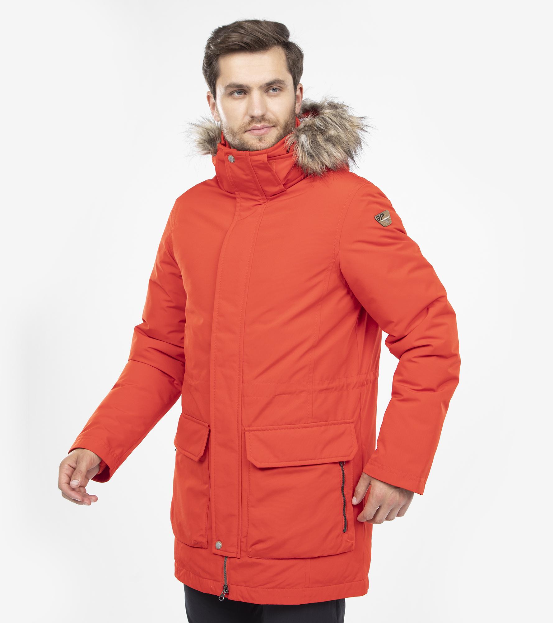 IcePeak Куртка утепленная мужская IcePeak Abington, размер 54 цены онлайн