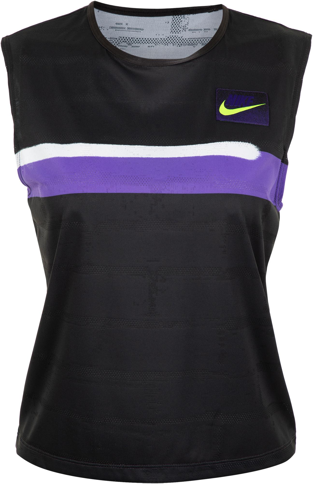 Nike Майка женская Nike Court Slam, размер 46-48 майка спортивная nike nike ni464ewbbkn2