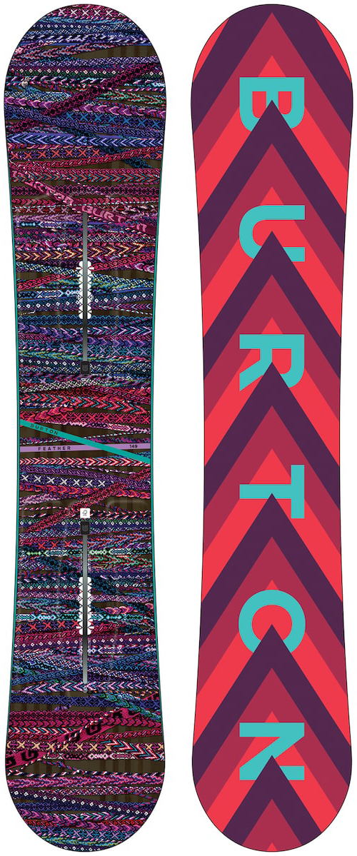 Burton Burton Feather (17-18) цена 2017