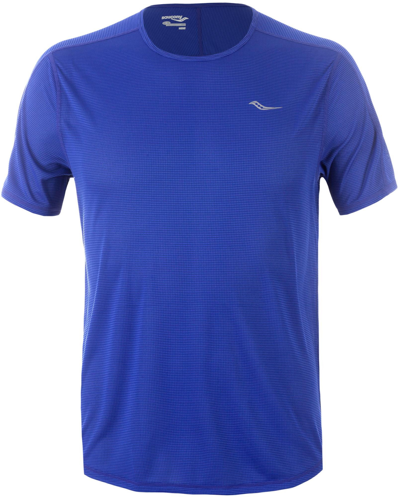 футболка мужская Saucony Футболка мужская Saucony Hydralite