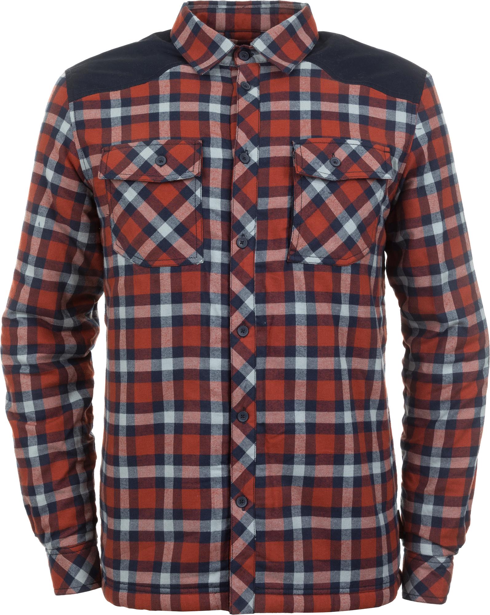 Outventure Рубашка с длинным рукавом мужская Outventure, размер 60