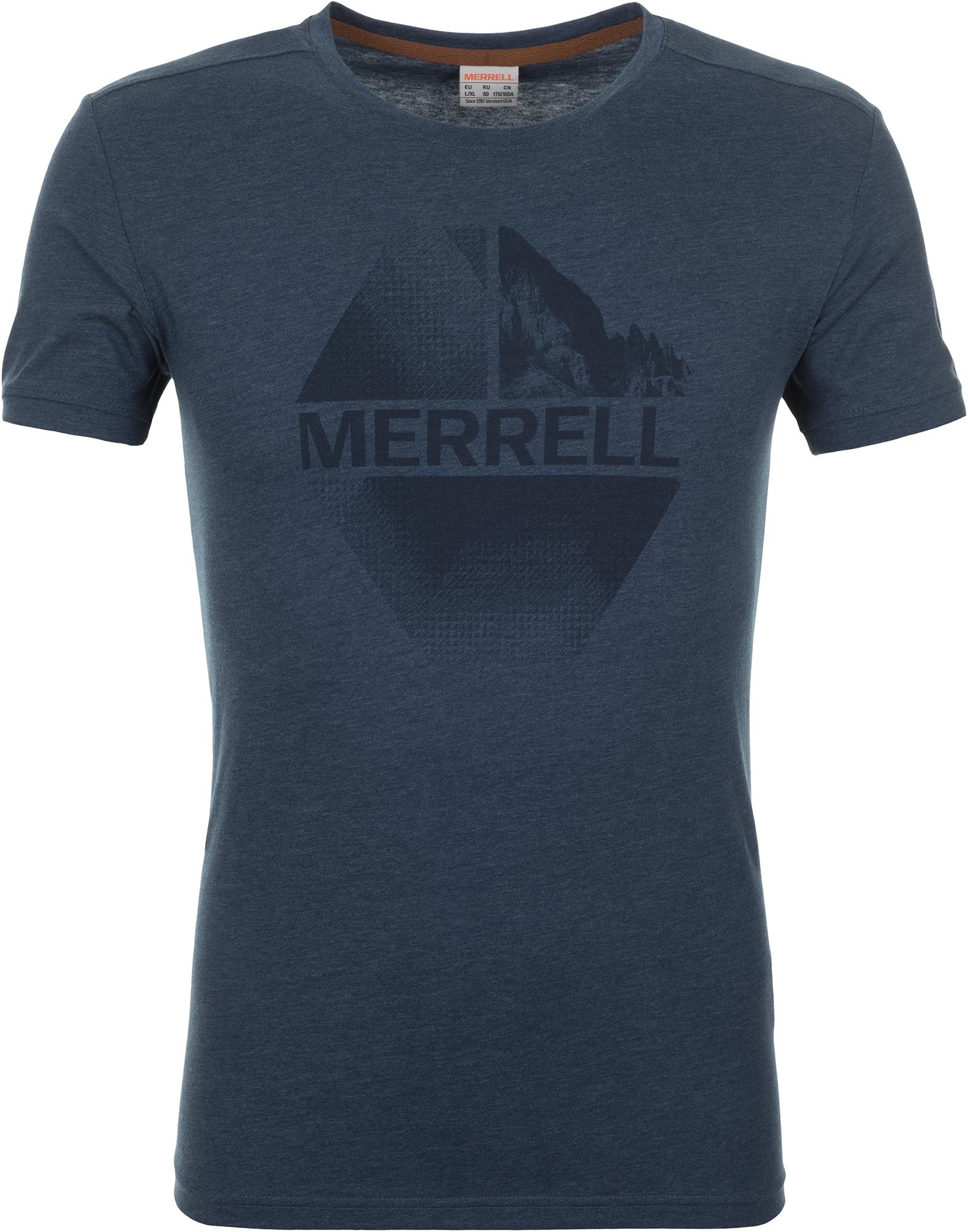 Merrell Футболка мужская Merrell, размер 58