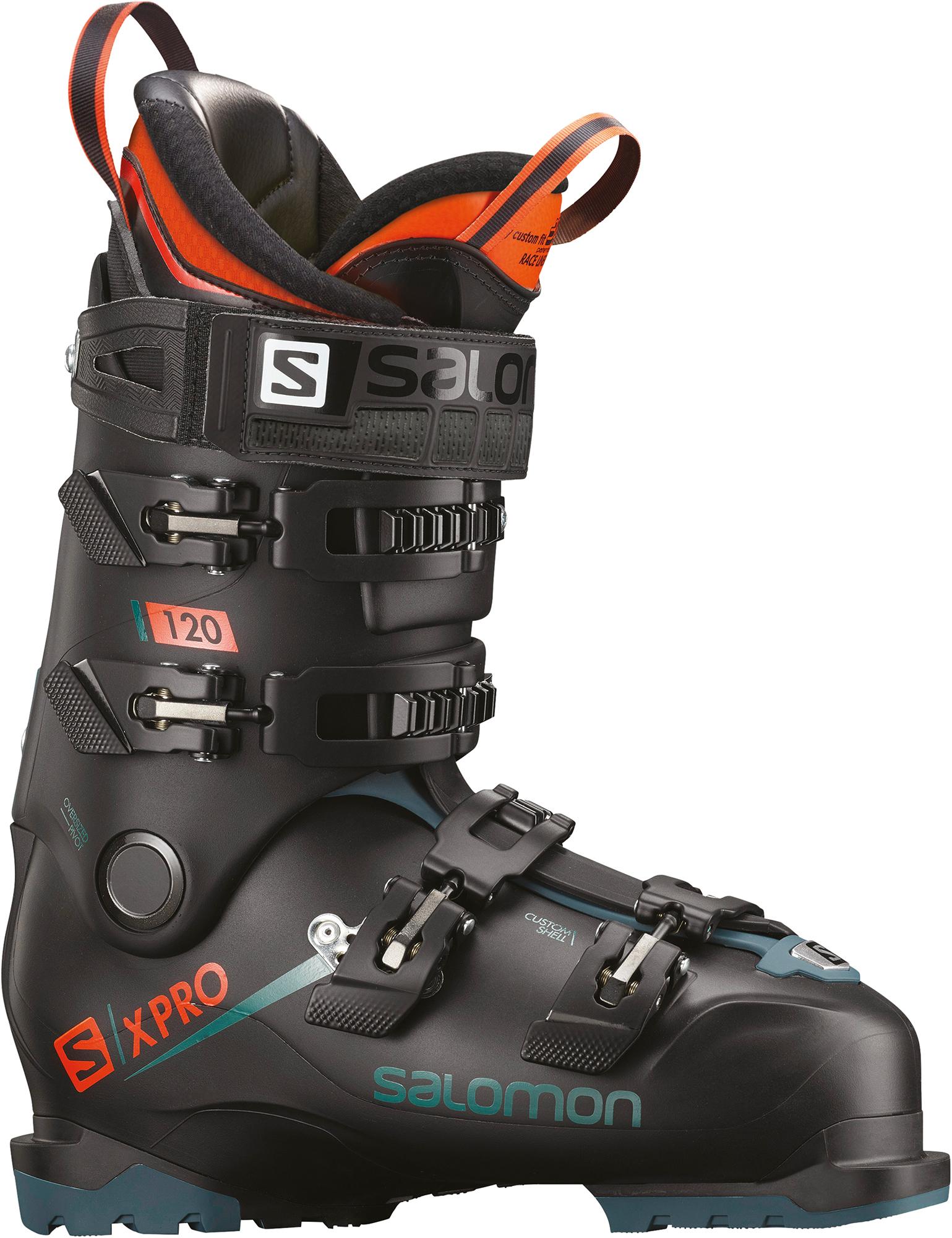 Salomon Ботинки горнолыжные Salomon X PRO 120, размер 45,5 salomon ботинки горнолыжные salomon x pro 110 размер 44