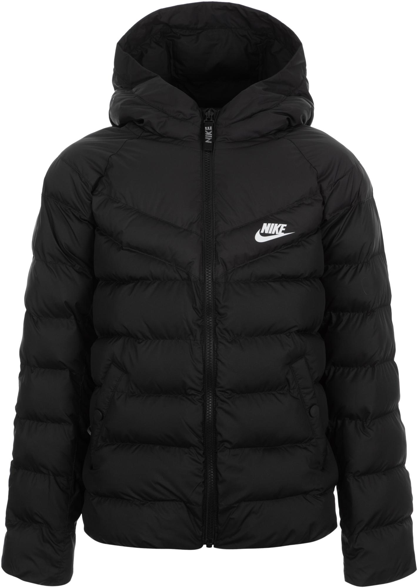 Nike Куртка утепленная для мальчиков Nike, размер 158-170 цена и фото