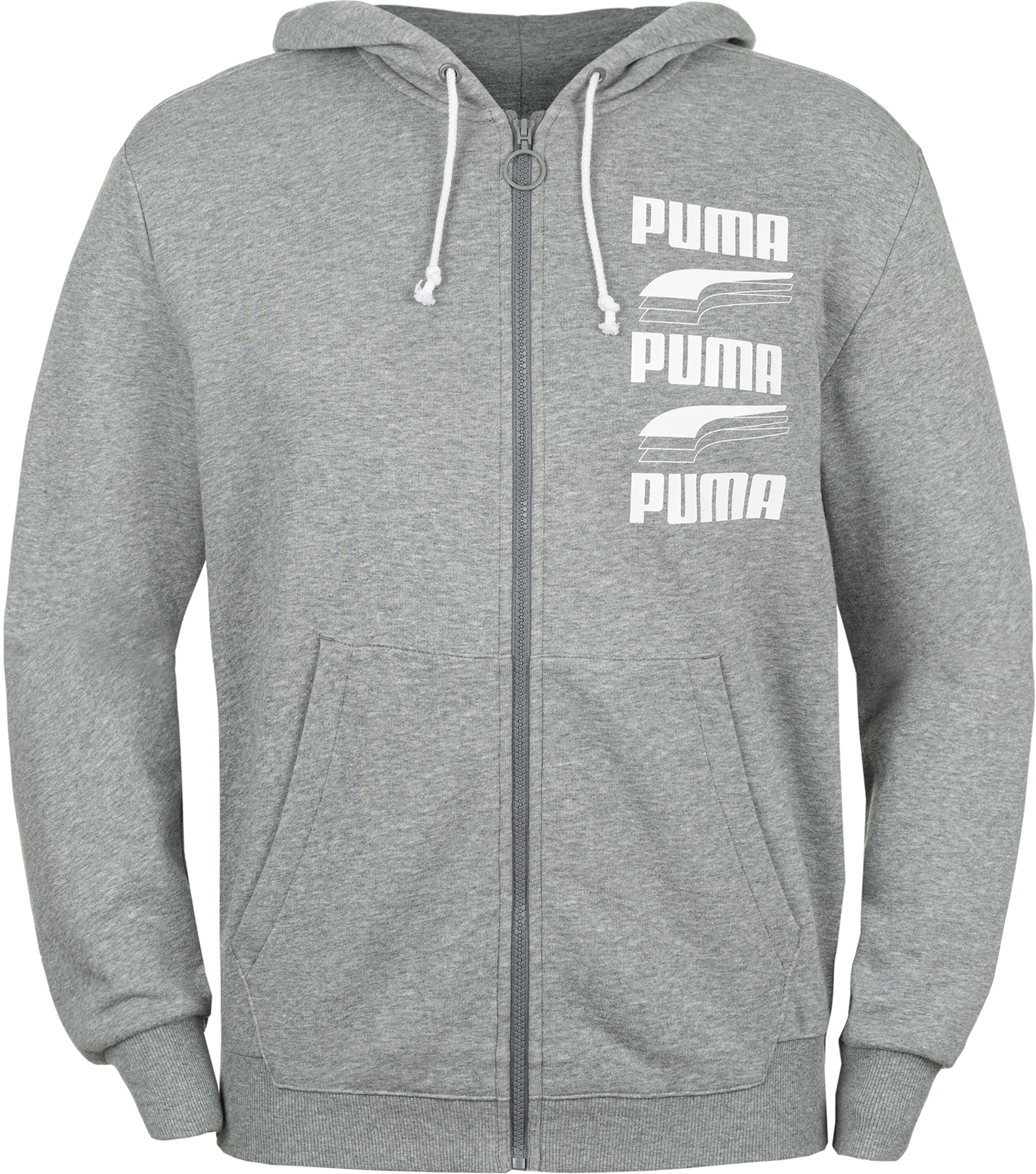 Puma Толстовка мужская Puma Rebel Bold, размер 50-52
