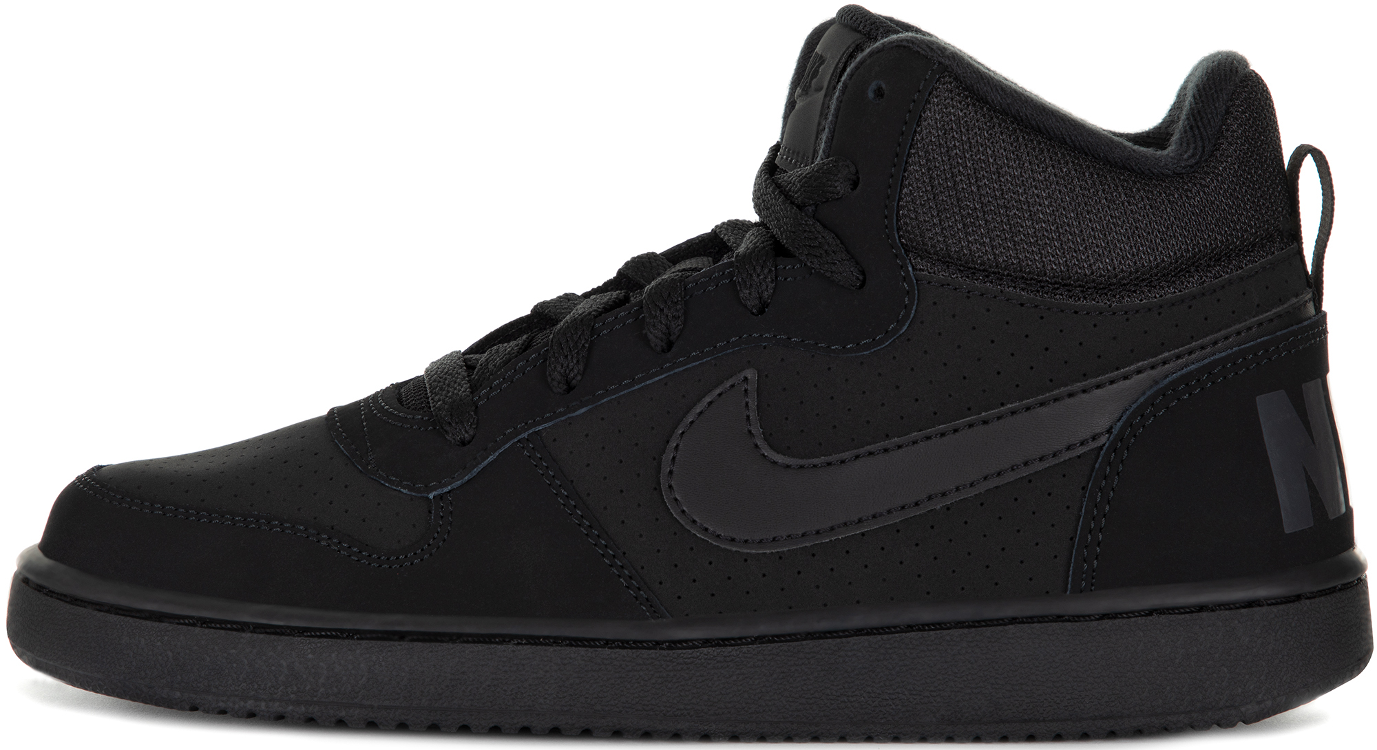 Nike Кеды для мальчиков Nike Court Borough Mid, размер 39 nike майка женская nike court slam
