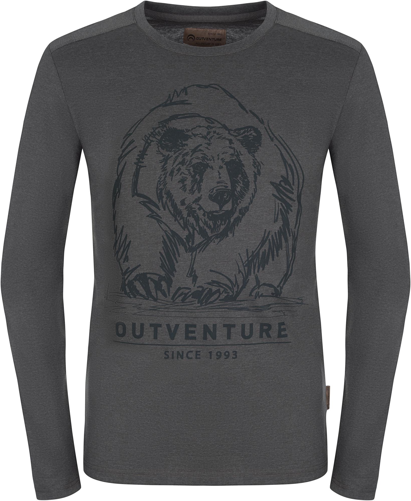 Outventure Лонгслив мужской Outventure, размер 58