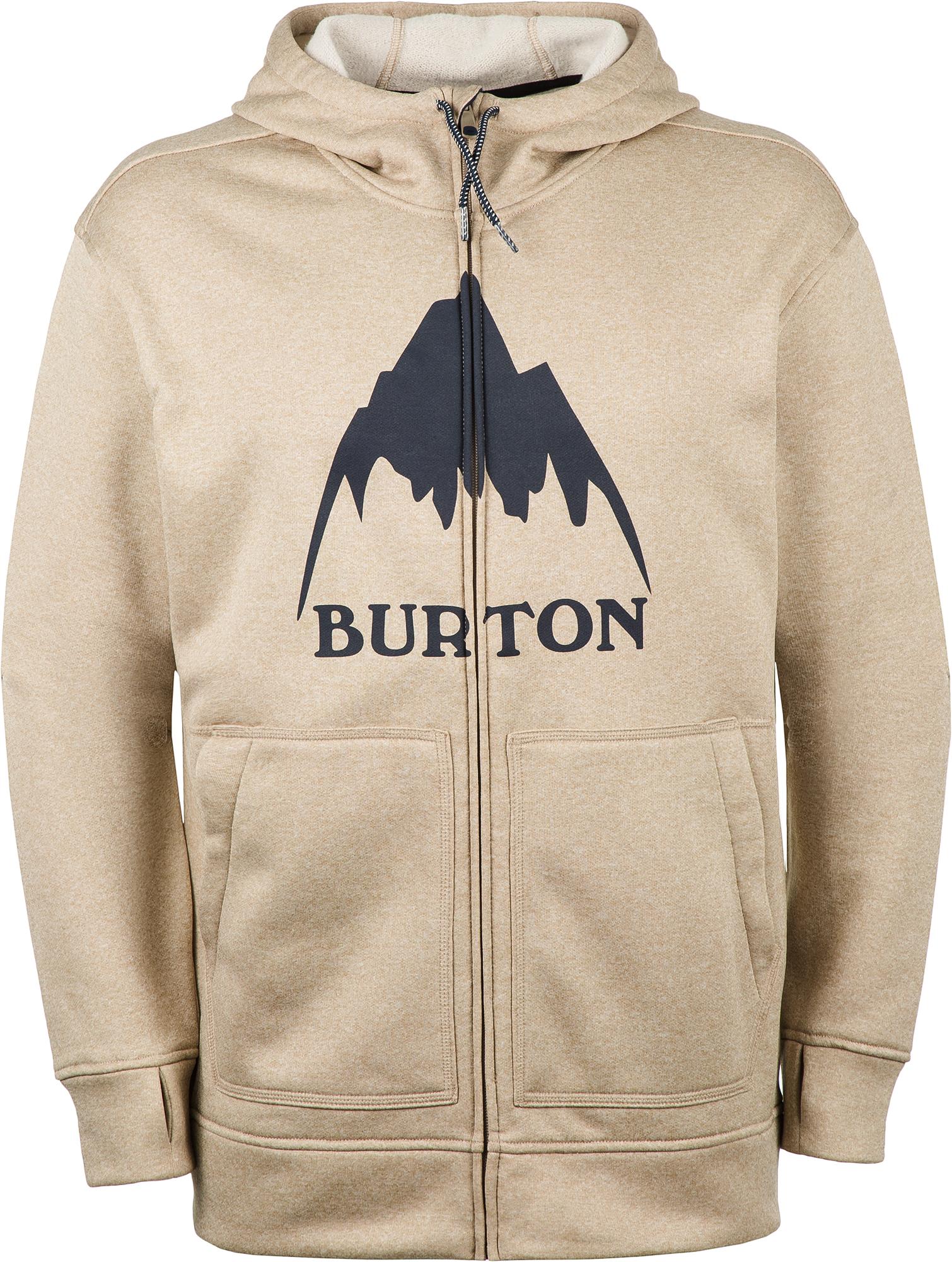 Burton Толстовка мужская Burton Oak, размер 52-54 цена и фото