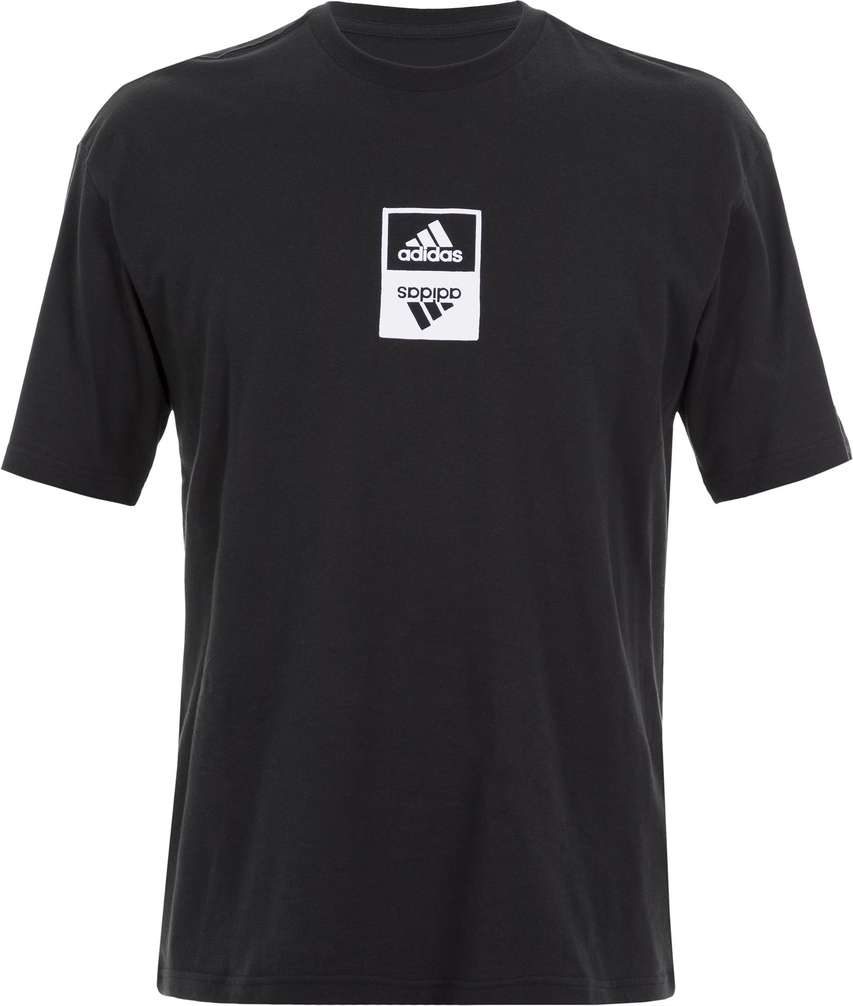 Adidas Футболка мужская OneTeam, размер 52