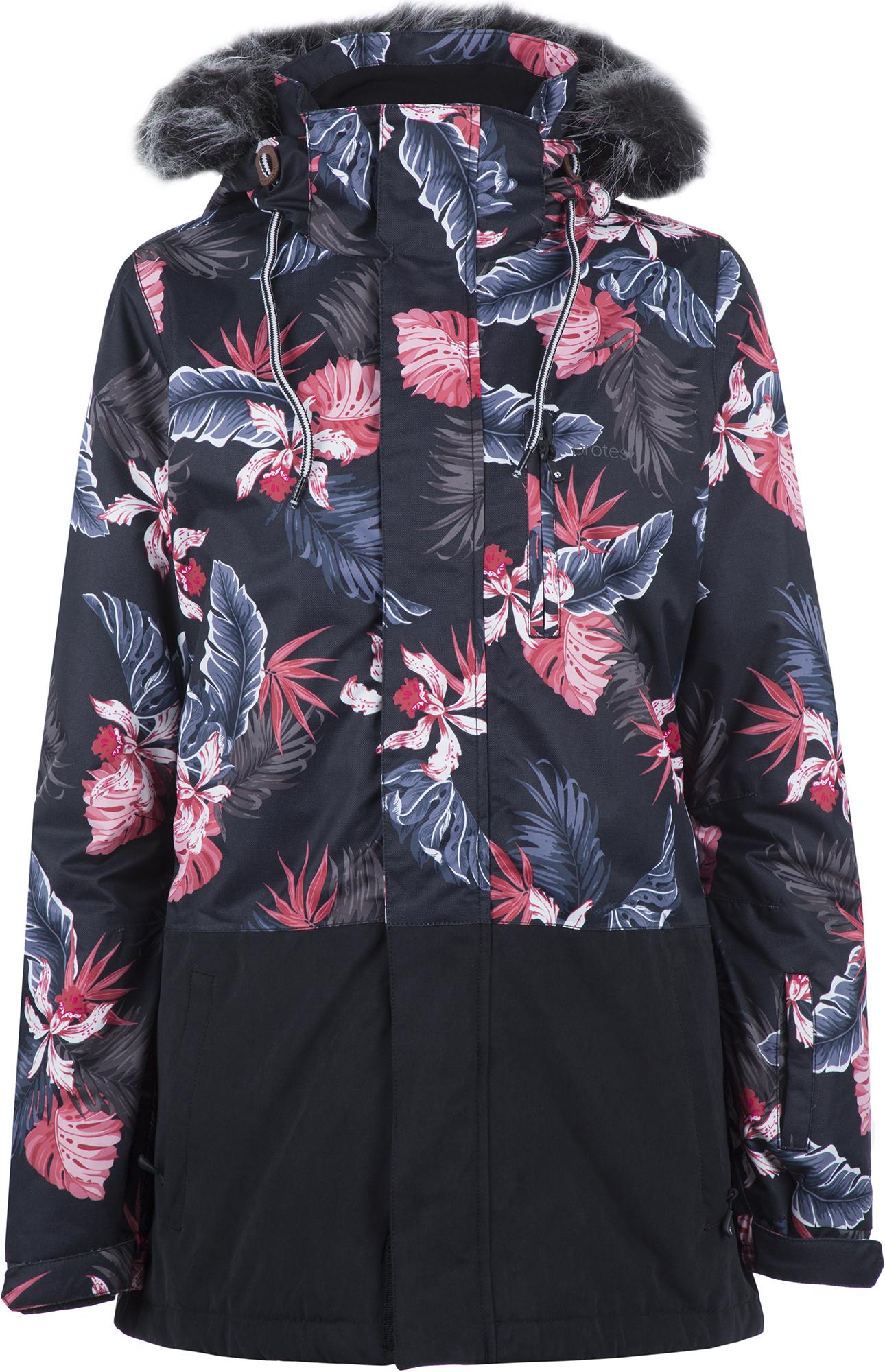 Protest Куртка утепленная женская Mixedup, размер 50