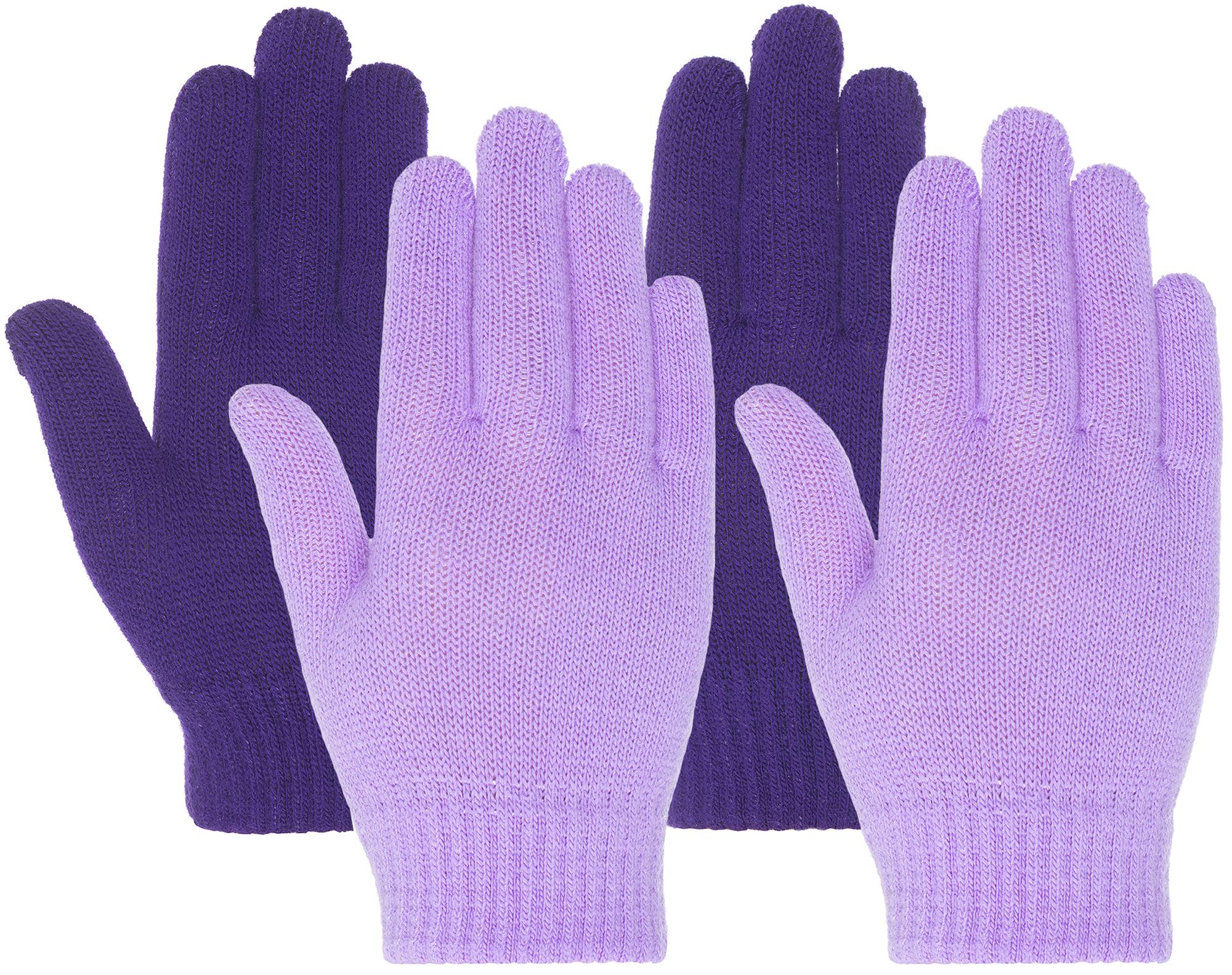 IcePeak Перчатки для девочек IcePeak, размер Без размера icepeak шапка для девочек icepeak размер без размера