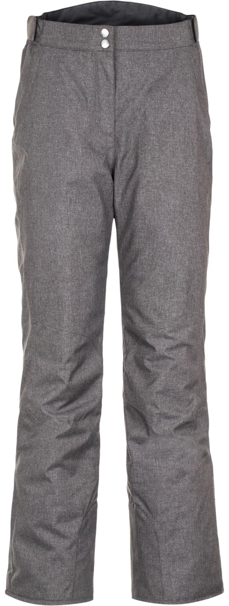 Glissade Брюки утепленные женские Glissade, размер 56 брюки утепленные