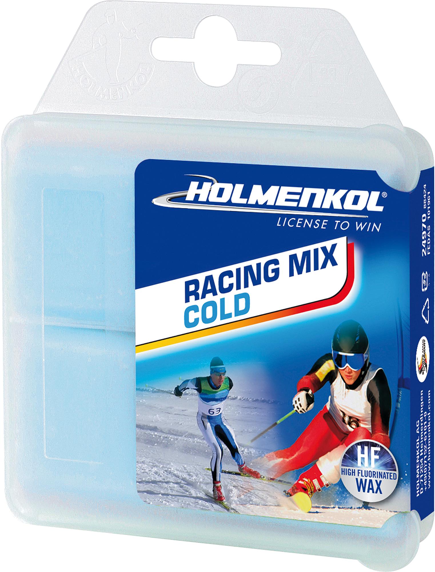 Holmenkol Мазь скольжения HOLMENKOL RacingMix COLD, -10C/-25C