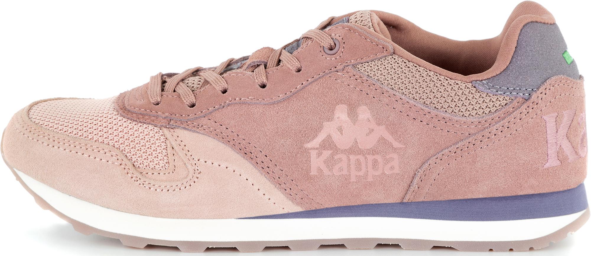 Kappa Кроссовки женские Kappa Authentic Run, размер 41