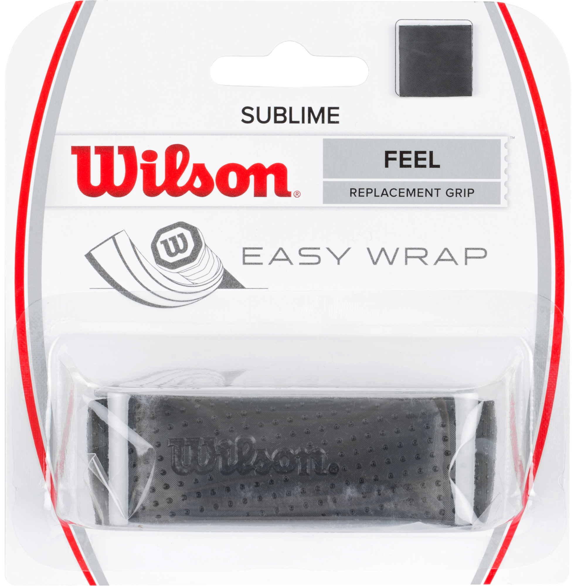 Wilson Базовая намотка Wilson SUBLIME GRIP BK