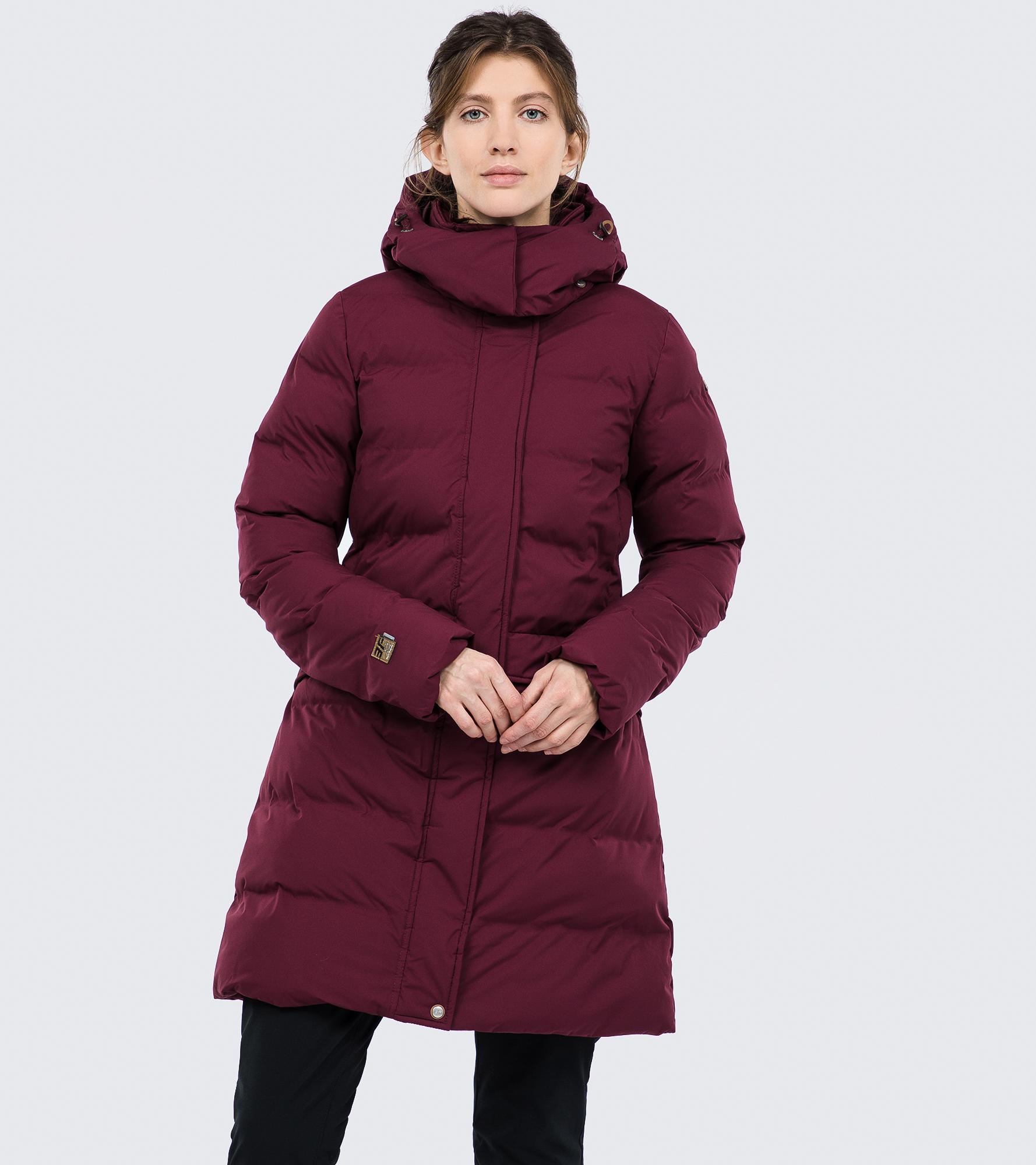 IcePeak Куртка утепленная женская IcePeak Anoka, размер 52