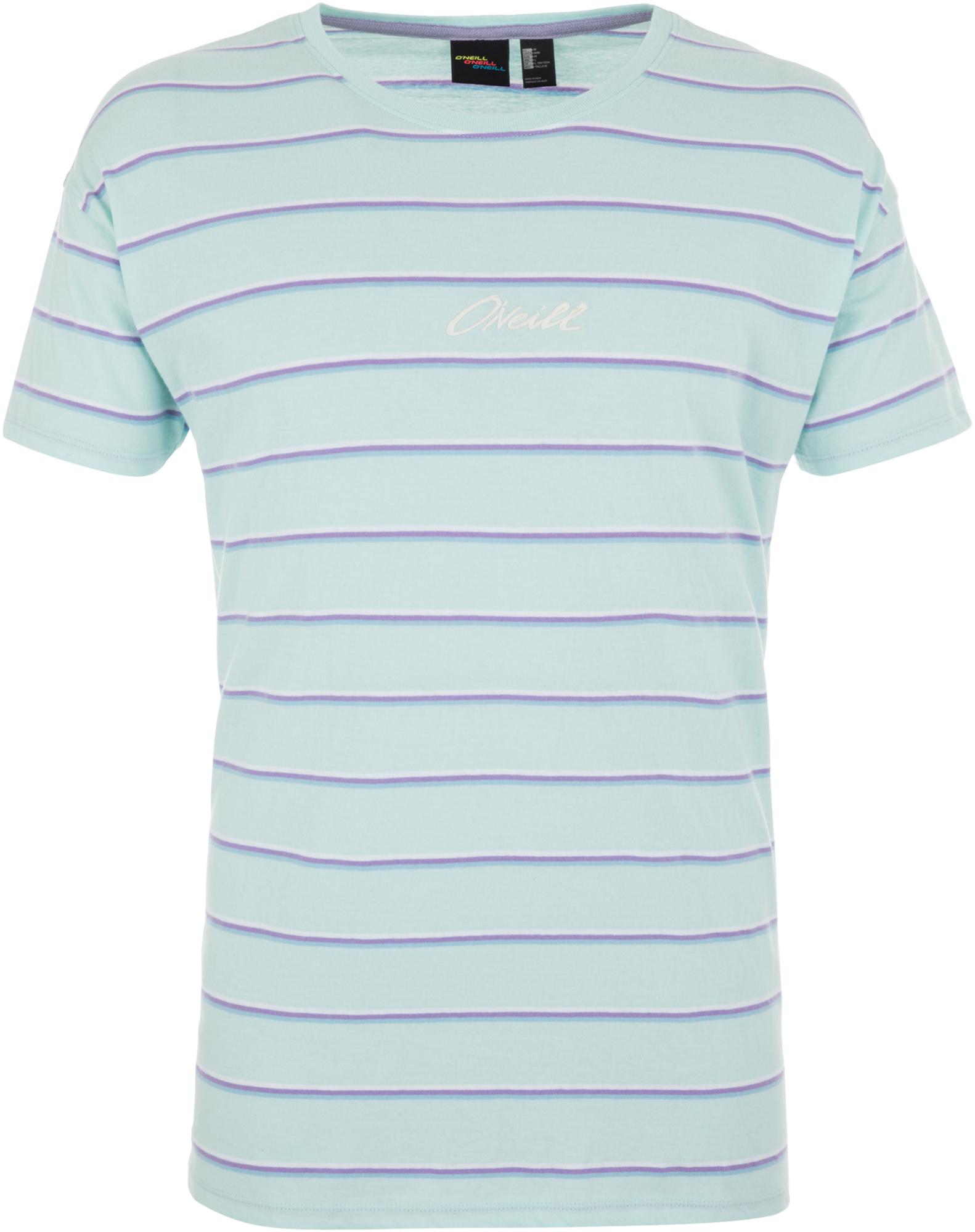 ONeill Футболка мужская Lm Striped Wow, размер 48-50
