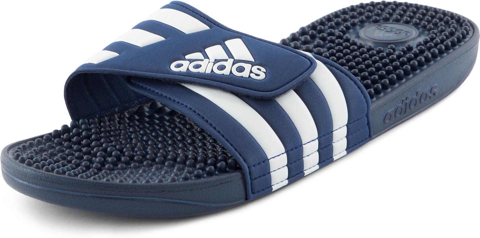 Adidas Шлепанцы мужские Adidas Adissage, размер 46 шлепанцы мужские rider цвет синий белый 82499 20084 размер 47 46