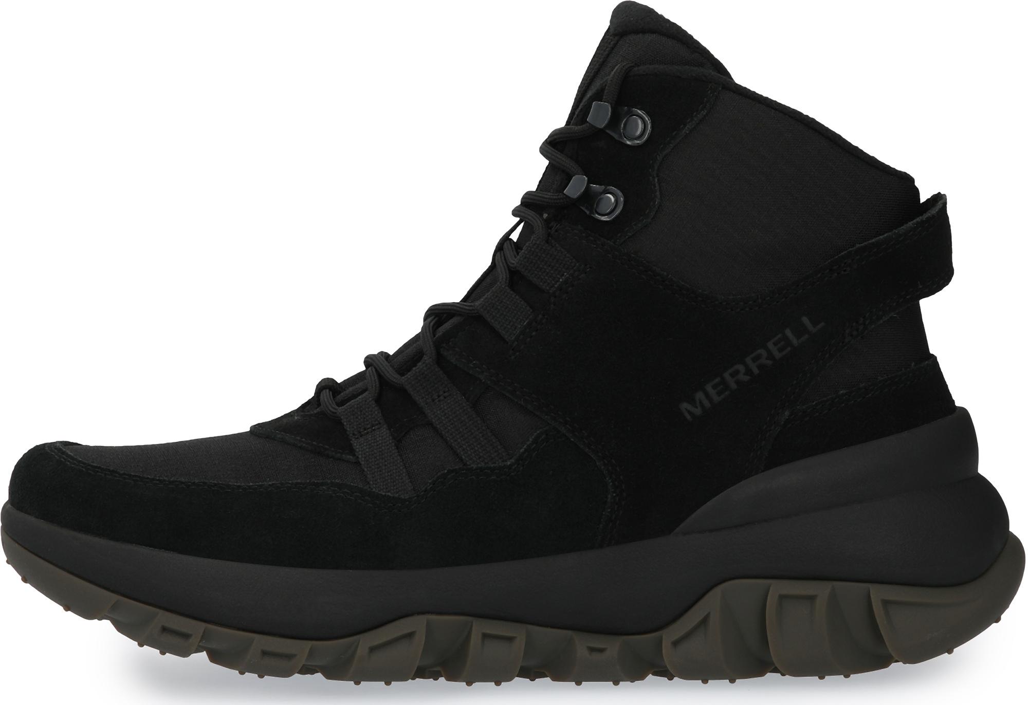 Merrell Ботинки утепленные мужские Merrell Atb MID Plr WP, размер 41 merrell ботинки мужские merrell forestbound wp размер 43