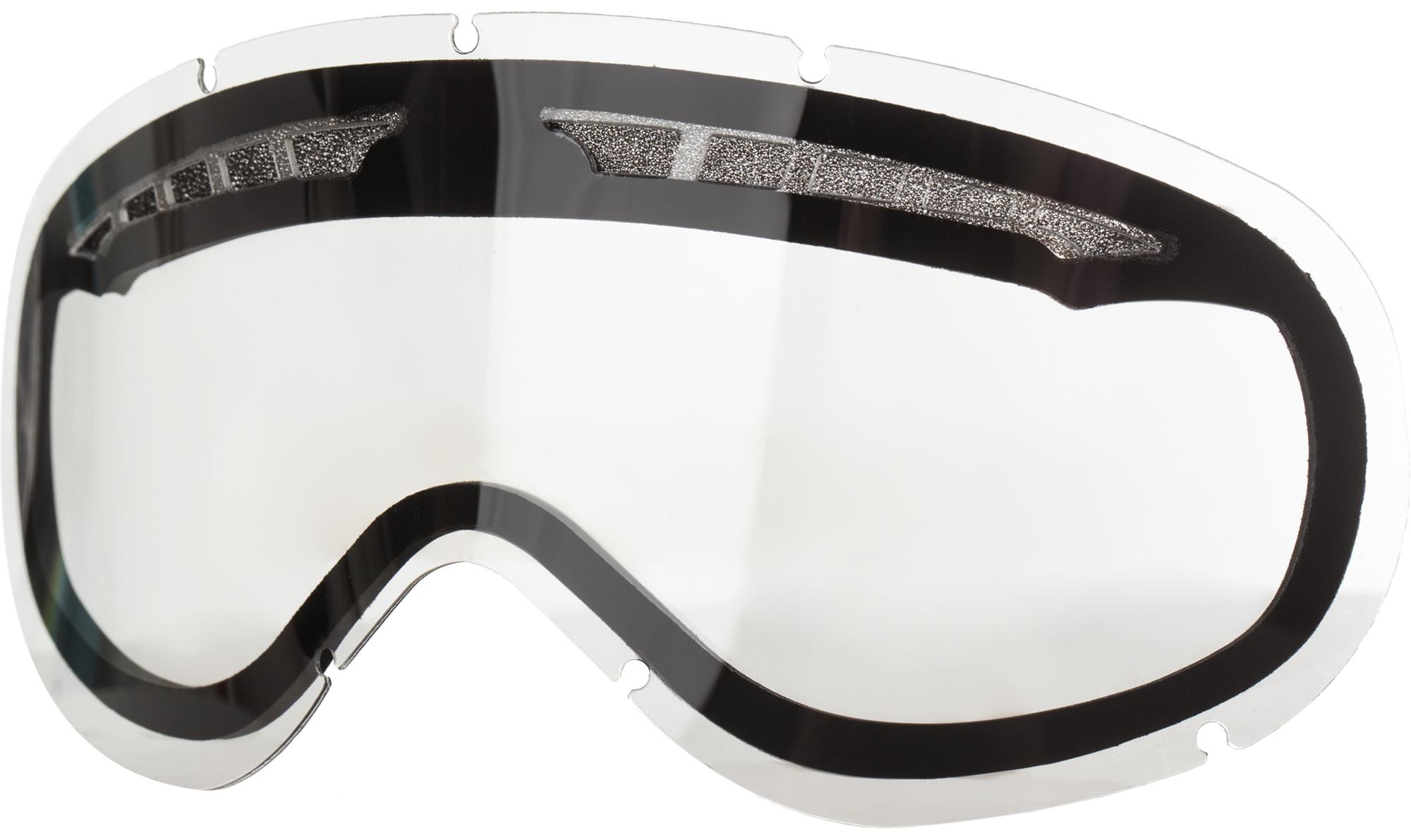 Dragon Линза для маски Dragon DX RPL LENS - Clear линза для маски мото вело oakley half jacket xlj repl lens kit black iridium