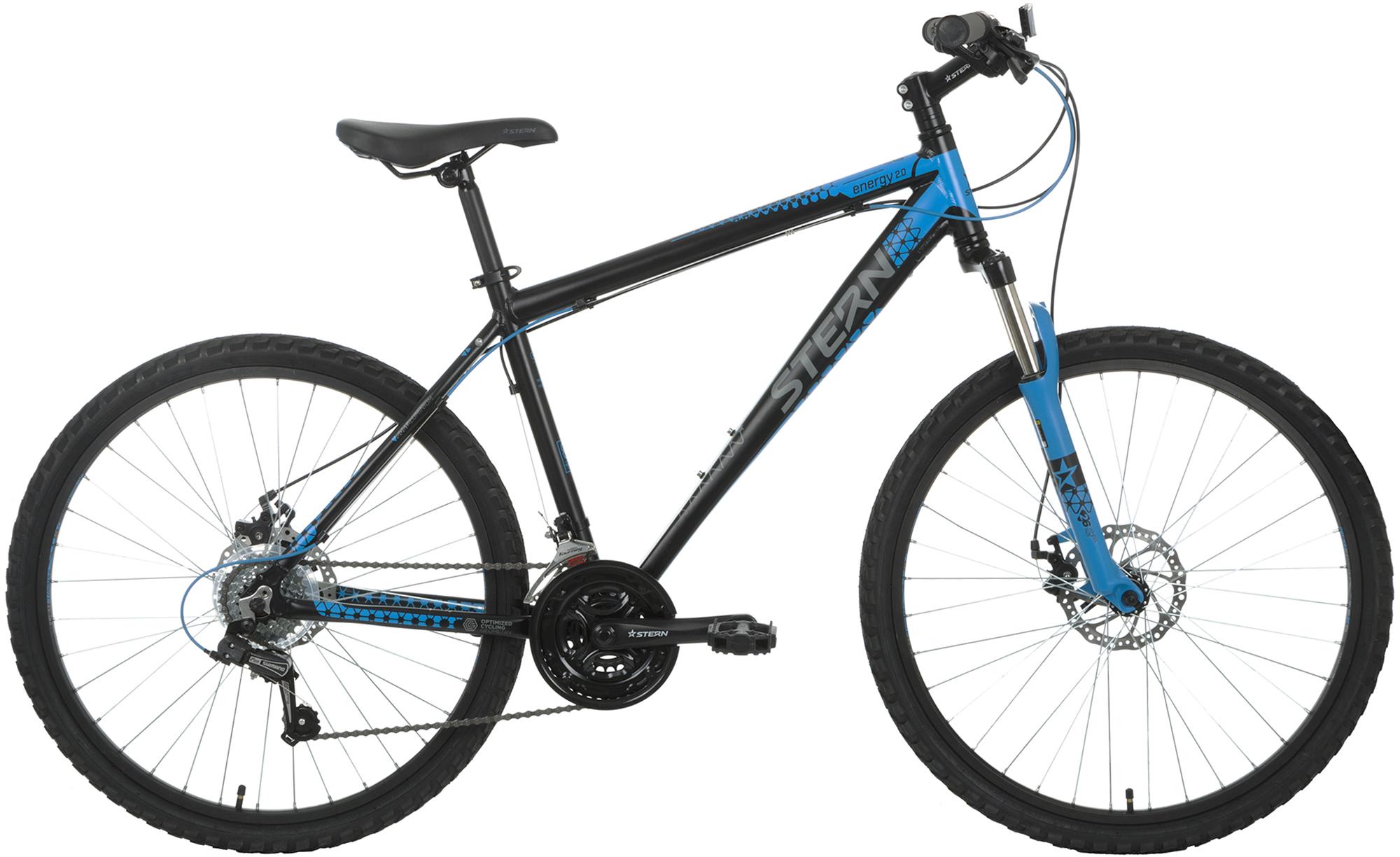 Stern Велосипед горный Stern Energy 2.0 26'' stern корзина велосипедная детская stern