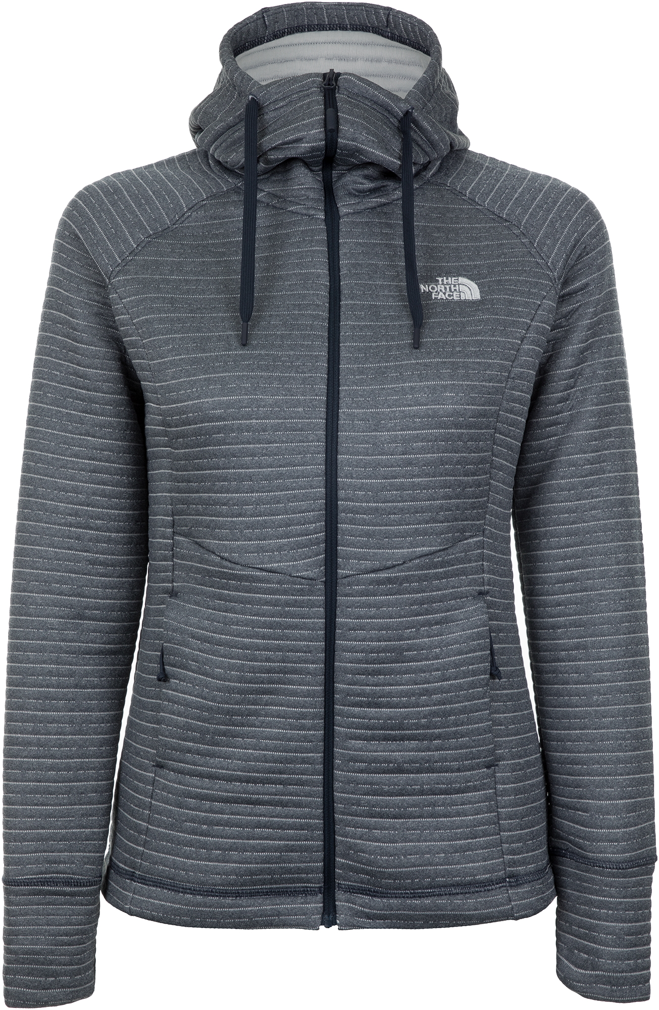 The North Face Джемпер флисовый женский The North Face Hikesteller Midlayer - Sg, размер 48 the north face джемпер флисовый женский the north face impendor powerdry размер 48