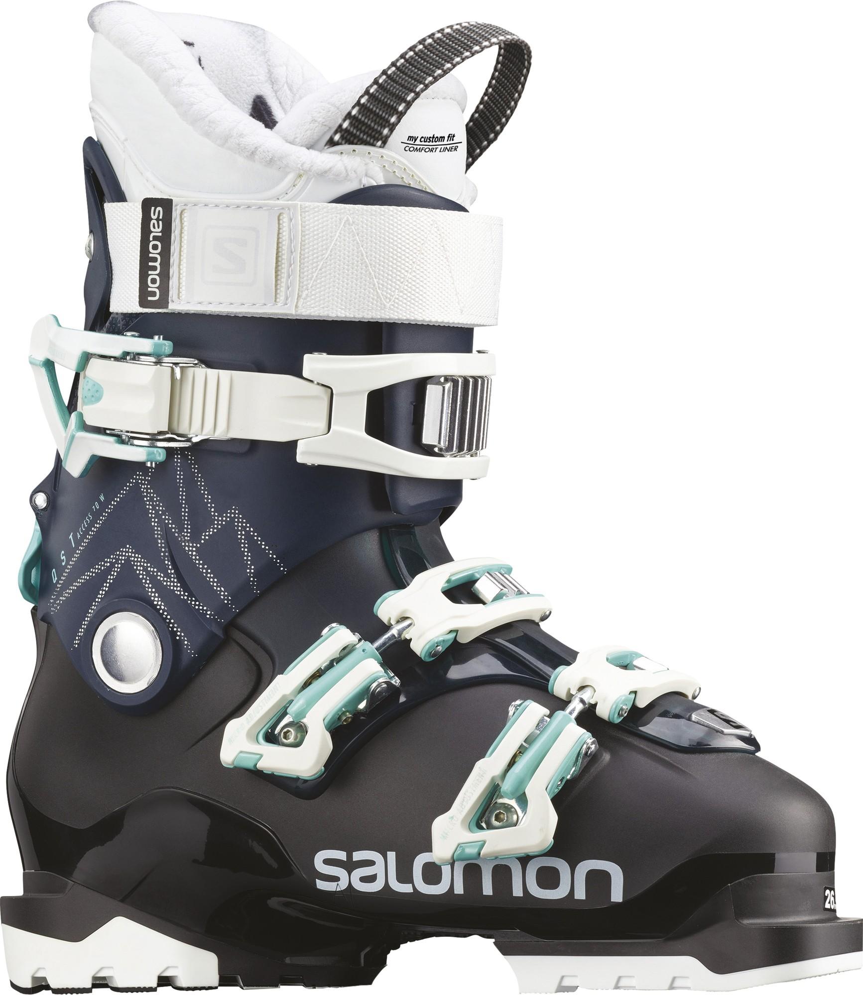 Salomon Ботинки горнолыжные женские Salomon QST Access 70, размер 27 см цена