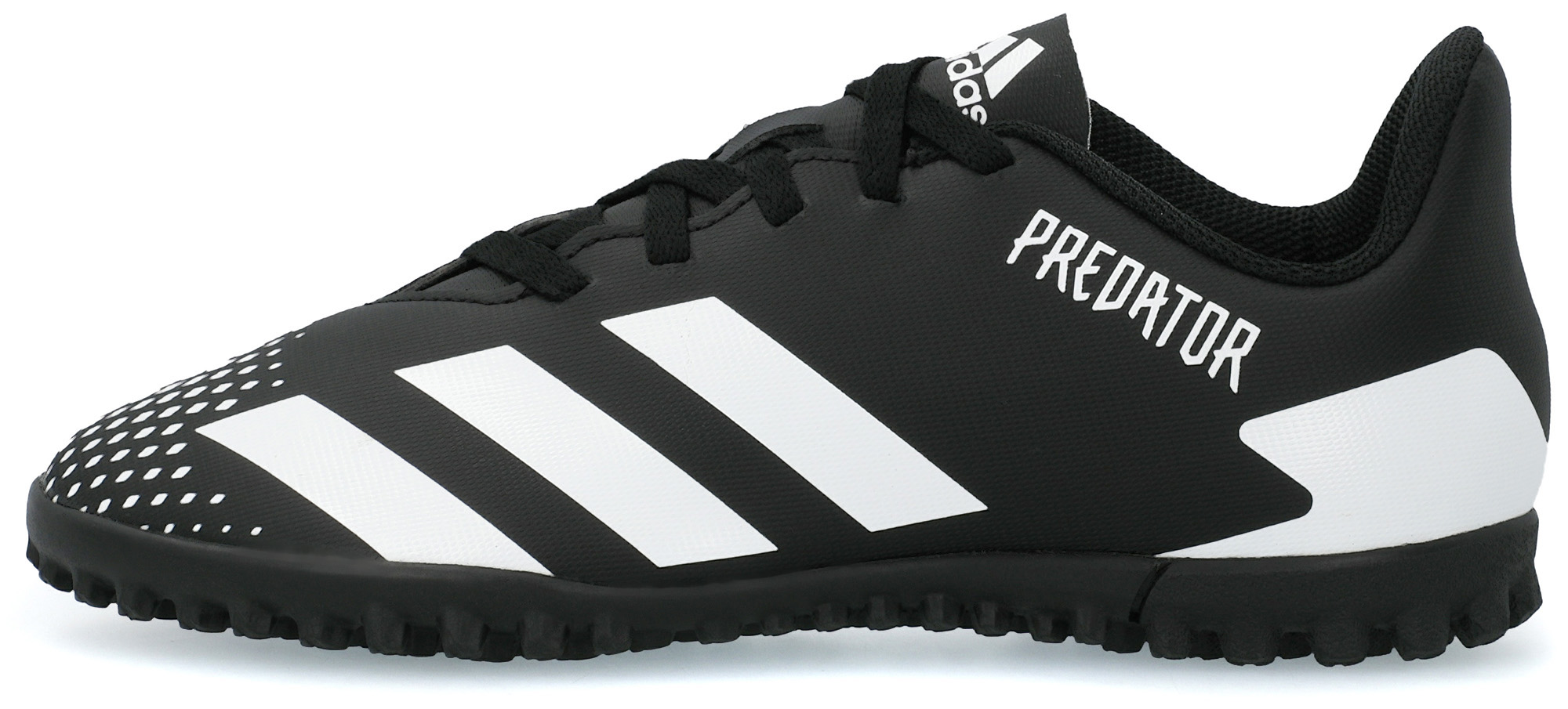 Бутсы для мальчиков adidas Predator 20.4 TF J, размер 37 adidas бутсы для мальчиков adidas copa 20 3 fg j размер 37