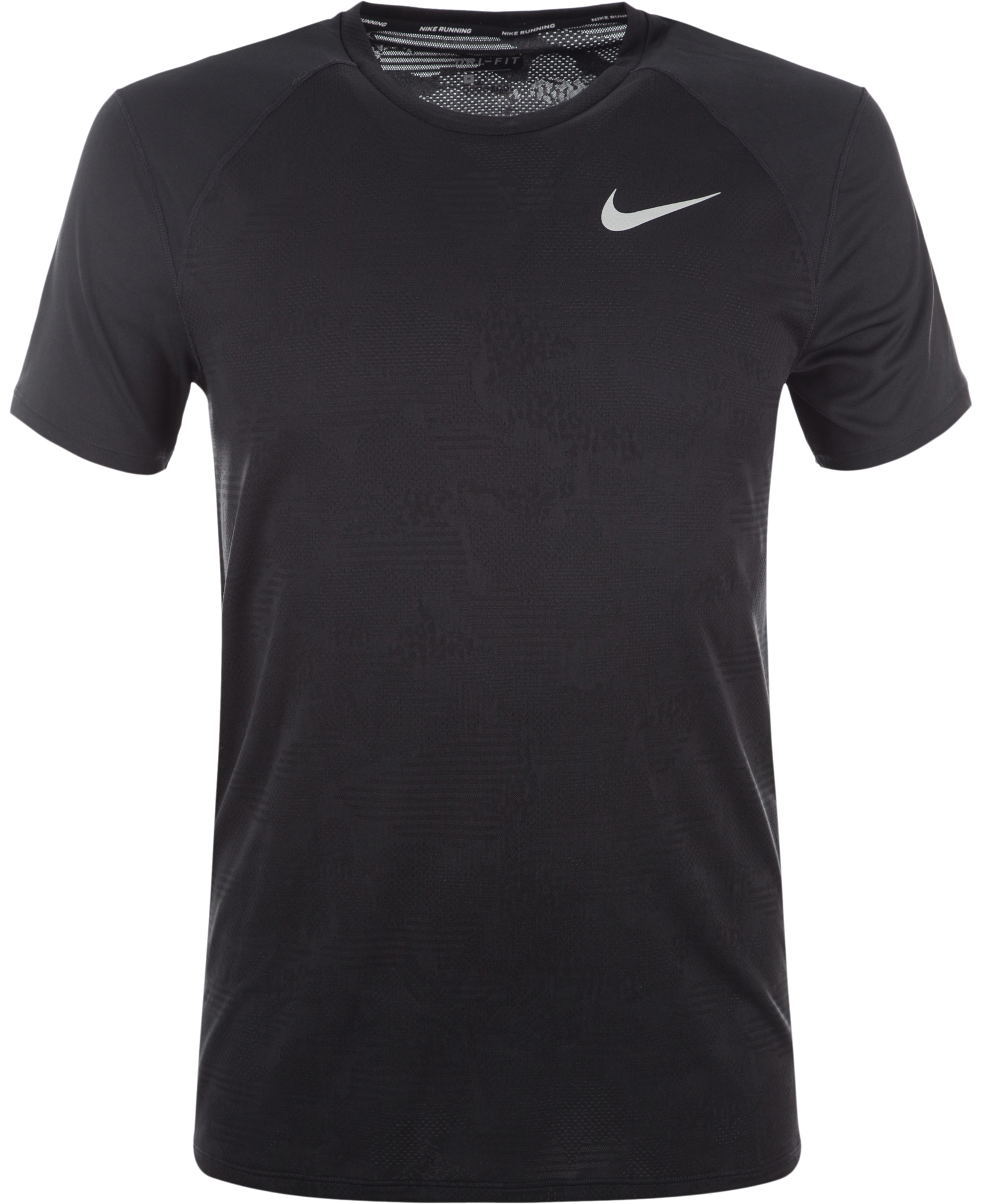 купить Nike Футболка мужская Nike Dry Miler дешево