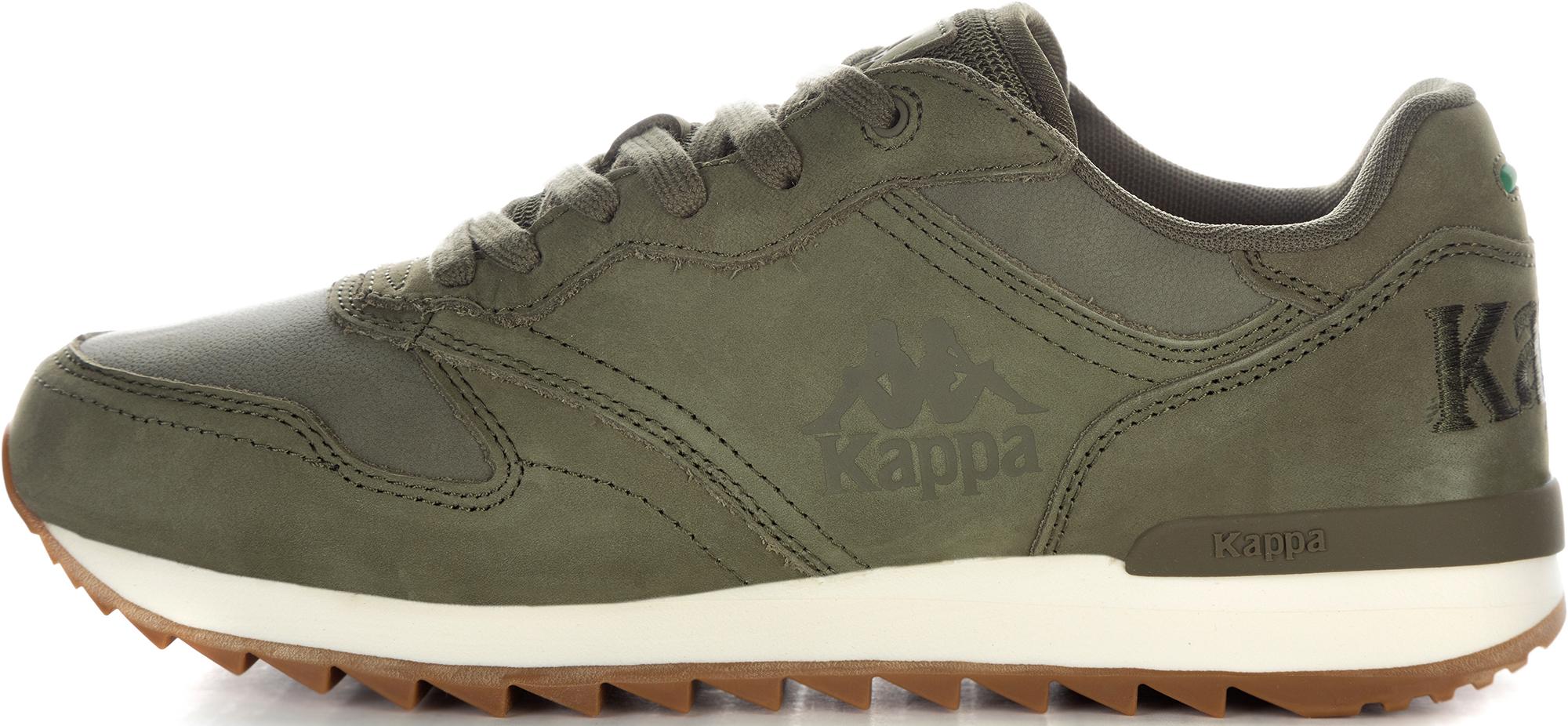 купить Kappa Кроссовки мужские Kappa Authentic Run, размер 46 по цене 5499 рублей