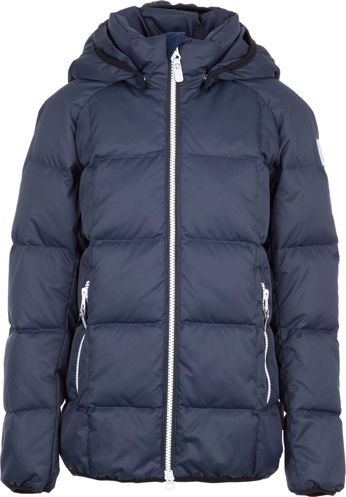 Reima Куртка пуховая для мальчиков Reima Jord, размер 140 цена