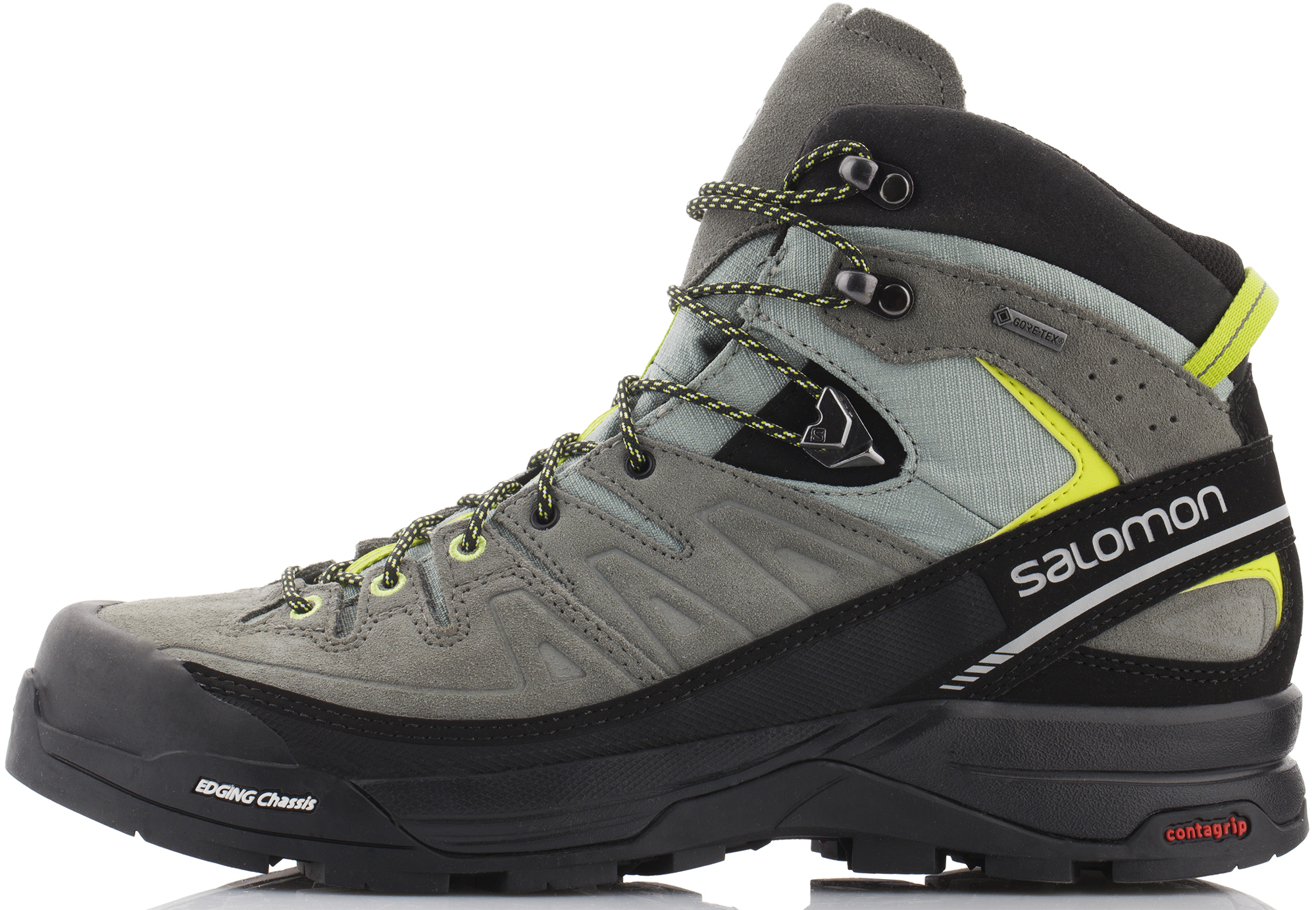 Salomon Ботинки мужские Salomon X Alp Mid salomon ботинки мужские salomon x alp mid