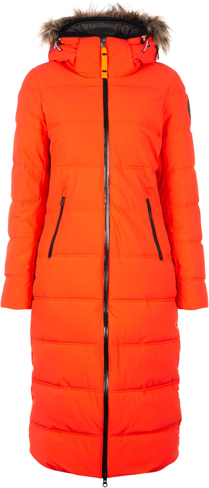 IcePeak Полупальто женское IcePeak Brilon, размер 50 женское шерстяное пальто