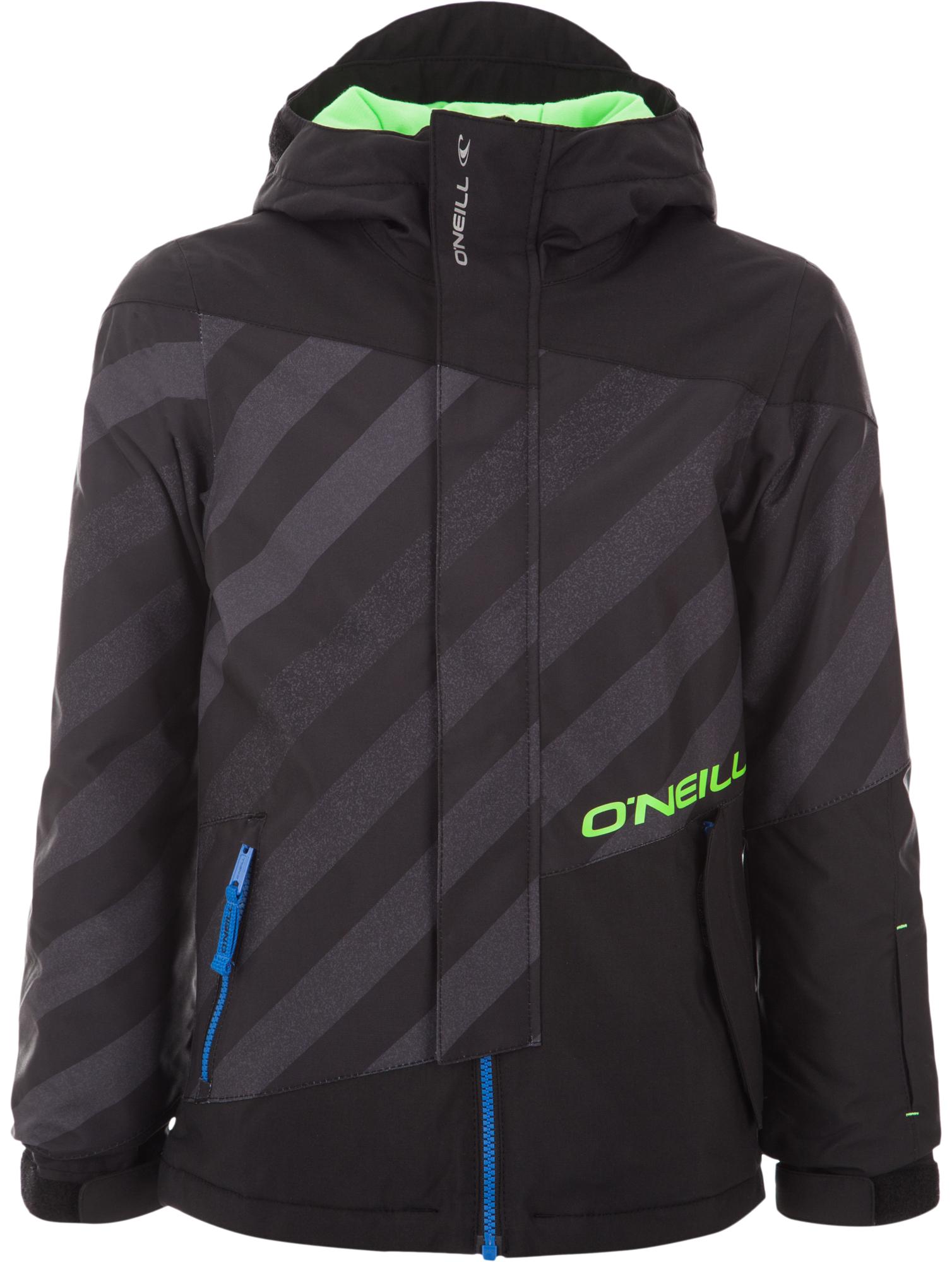 O'Neill Куртка утепленная для мальчиков O'Neill Thunder o neill шлепанцы для мальчиков o neill