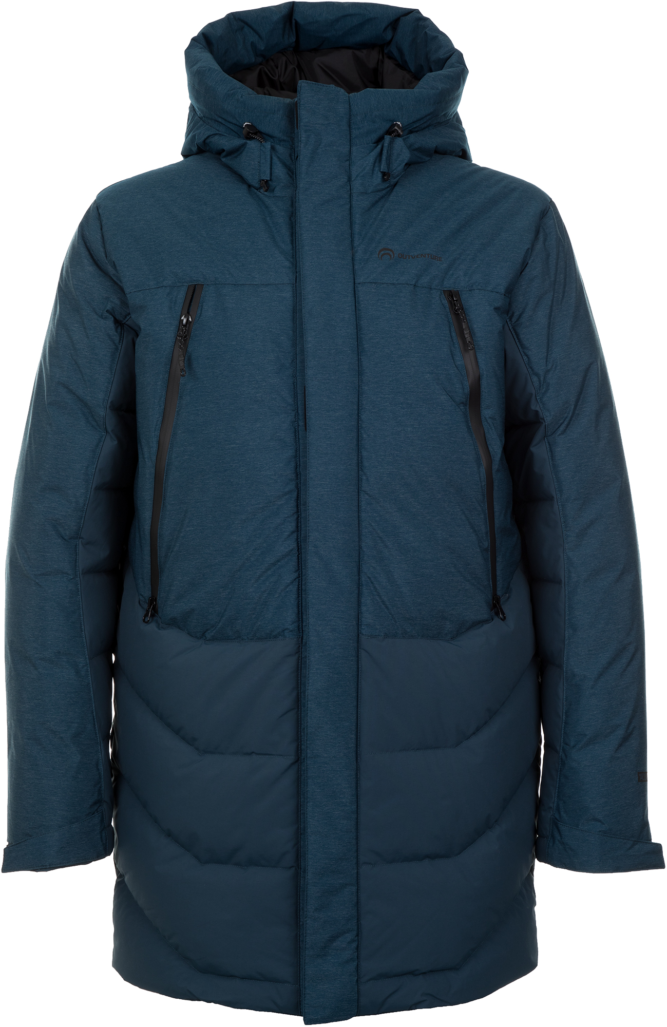 Outventure Куртка пуховая мужская Outventure, размер 58 цена и фото