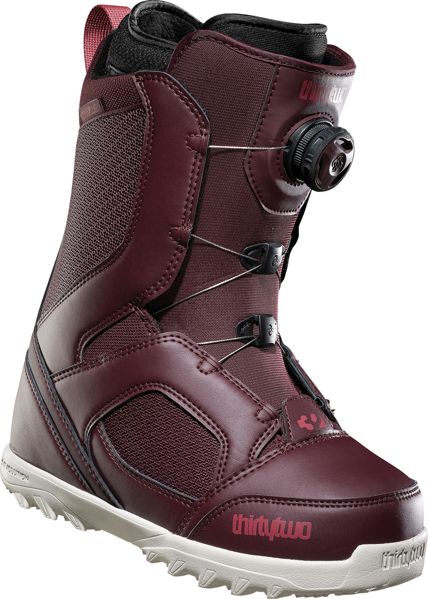 ThirtyTwo Сноубордические ботинки женские ThirtyTwo Stw Boa '18, размер 39 цена