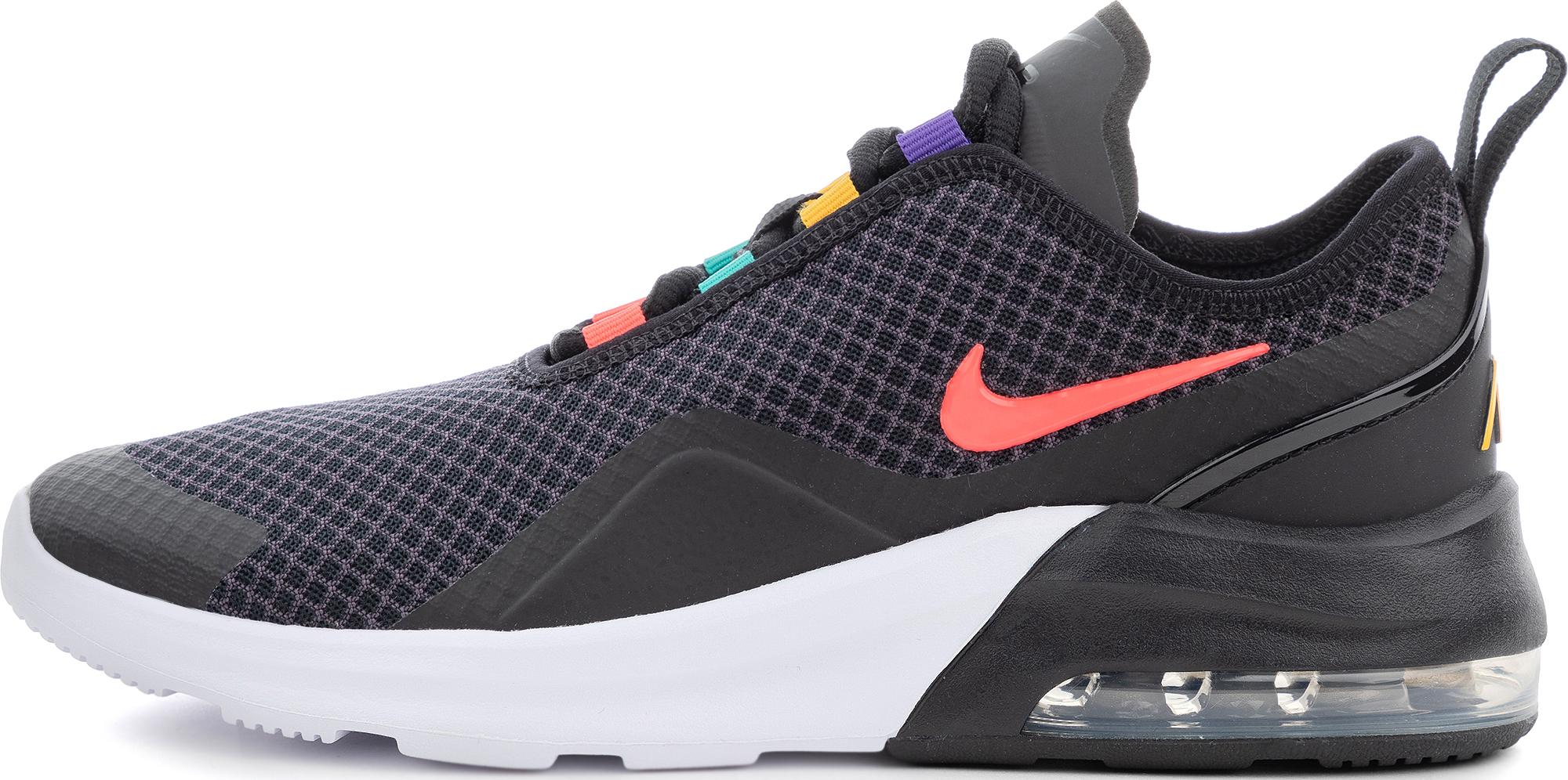 Nike Кроссовки для девочек Nike Air Max Motion 2, размер 39 nike nike обувь повседневная обувь air max 90 воздушная подушка кроссовки 325213 040 черный 38 5 ярдов