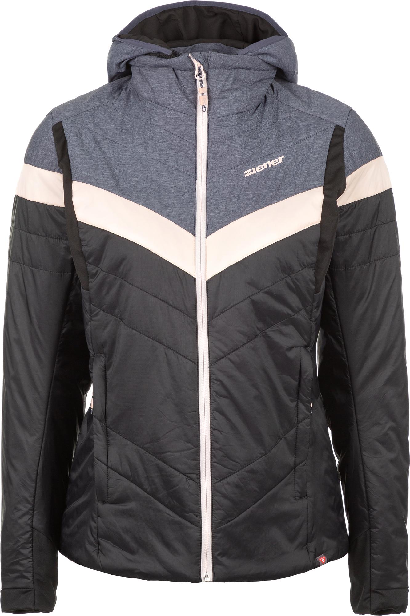 Ziener Куртка утепленная женская Ziener Nafalda, размер 42