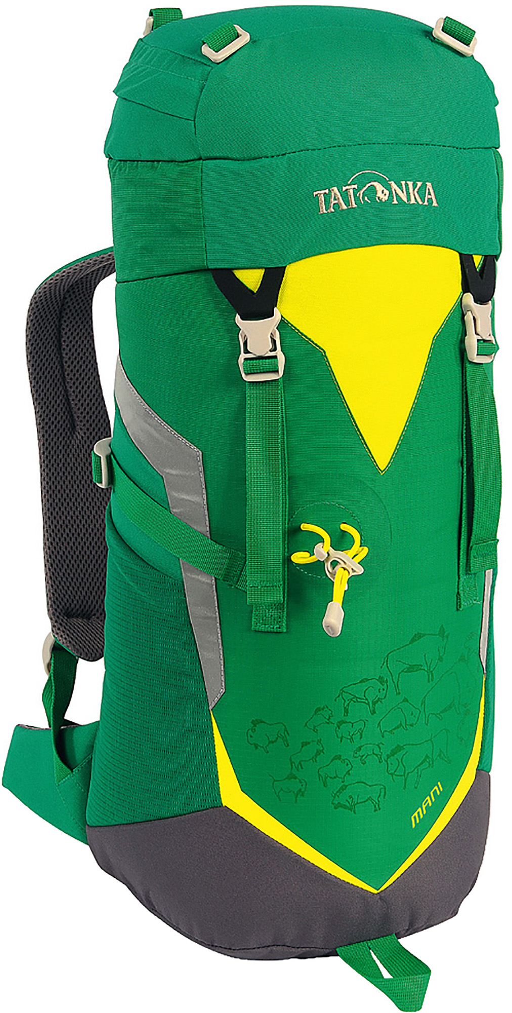 Tatonka MANI накидка на рюкзак tatonka rain flap цвет оливковый размер s