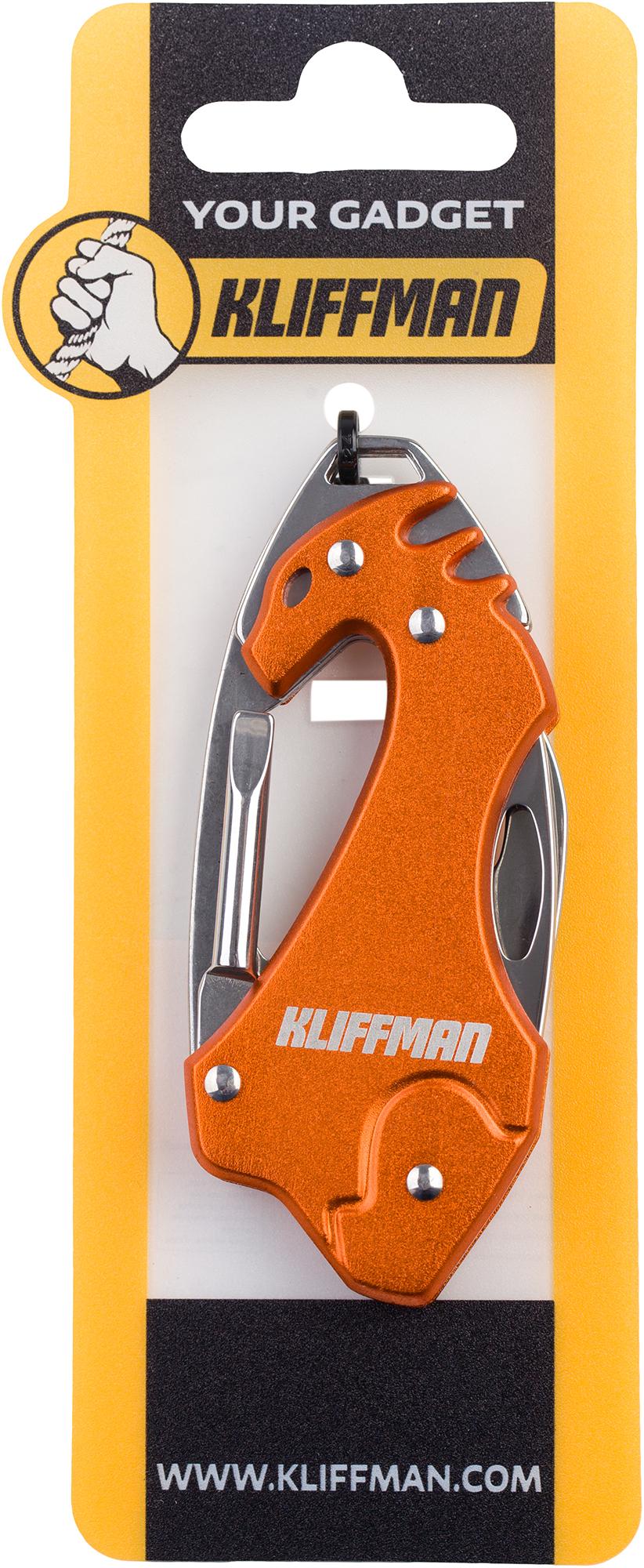 Kliffman Брелок KLIFFMAN Нож многофункциональный