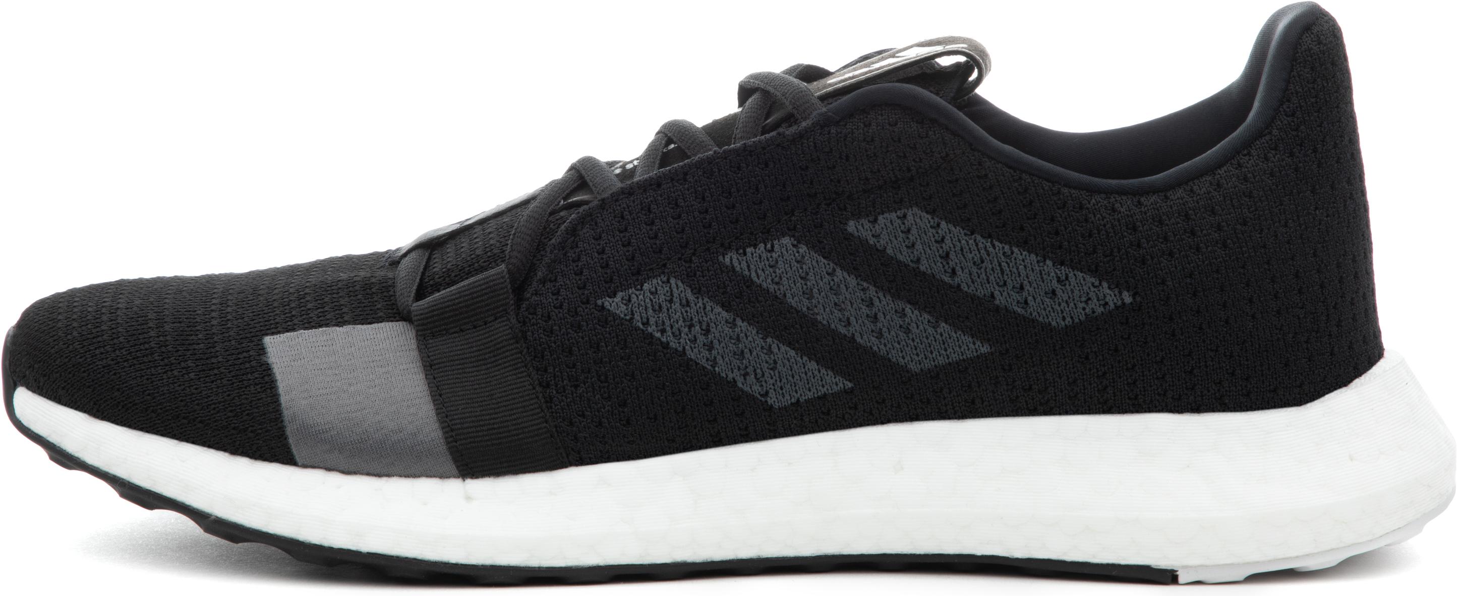 Adidas Кроссовки мужские для бега Adidas SenseBOOST GO, размер 46 цена