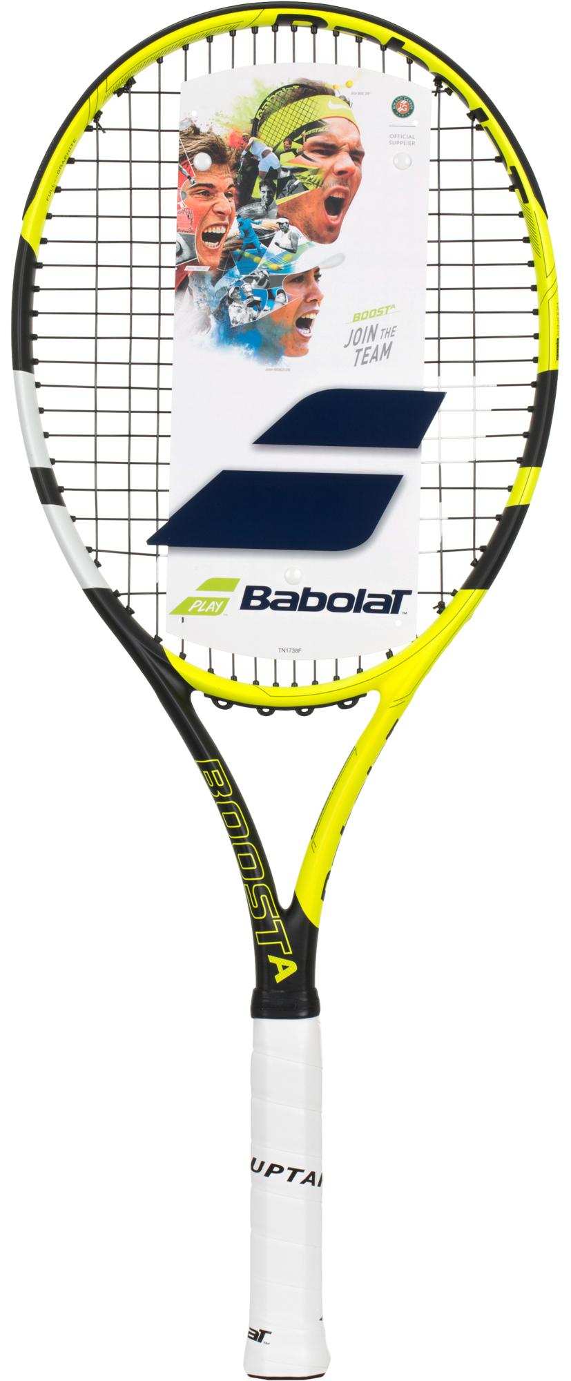 Babolat Ракетка для большого тенниса Babolat Boost Aero сетки для тенниса большого
