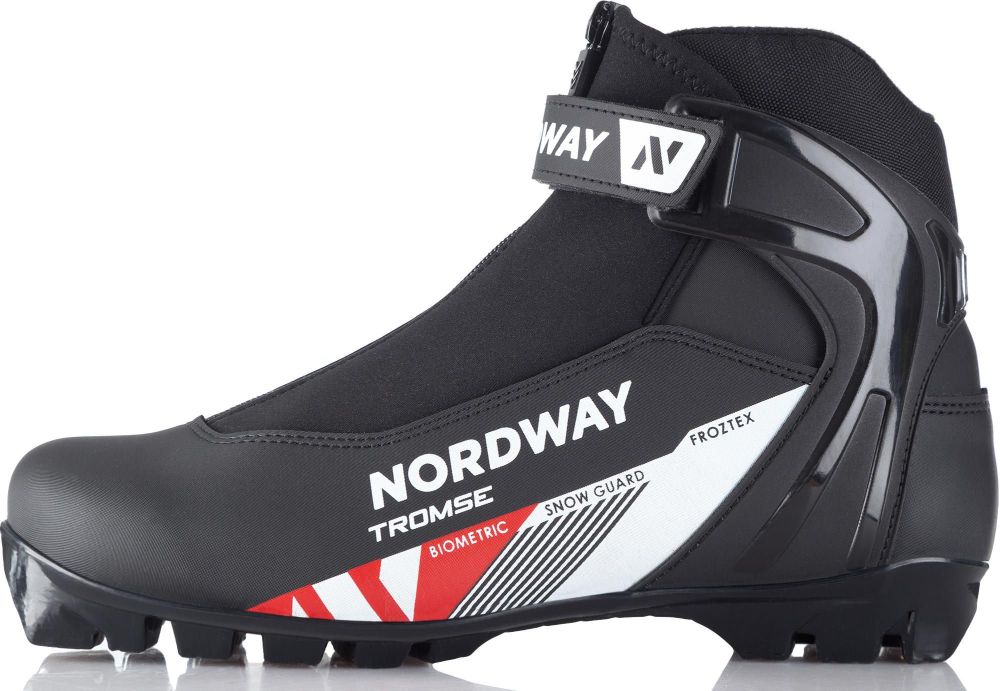 Nordway Ботинки для беговых лыж Nordway Tromse tv0668 digital dvb t tv receiver usb dongle w remote control antenna fm radio black