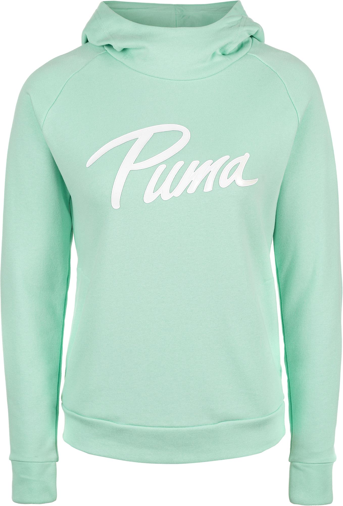 Puma Худи женская Puma Athletics Hoody TR, размер 46-48 худи puma puma pu053emcjjz9