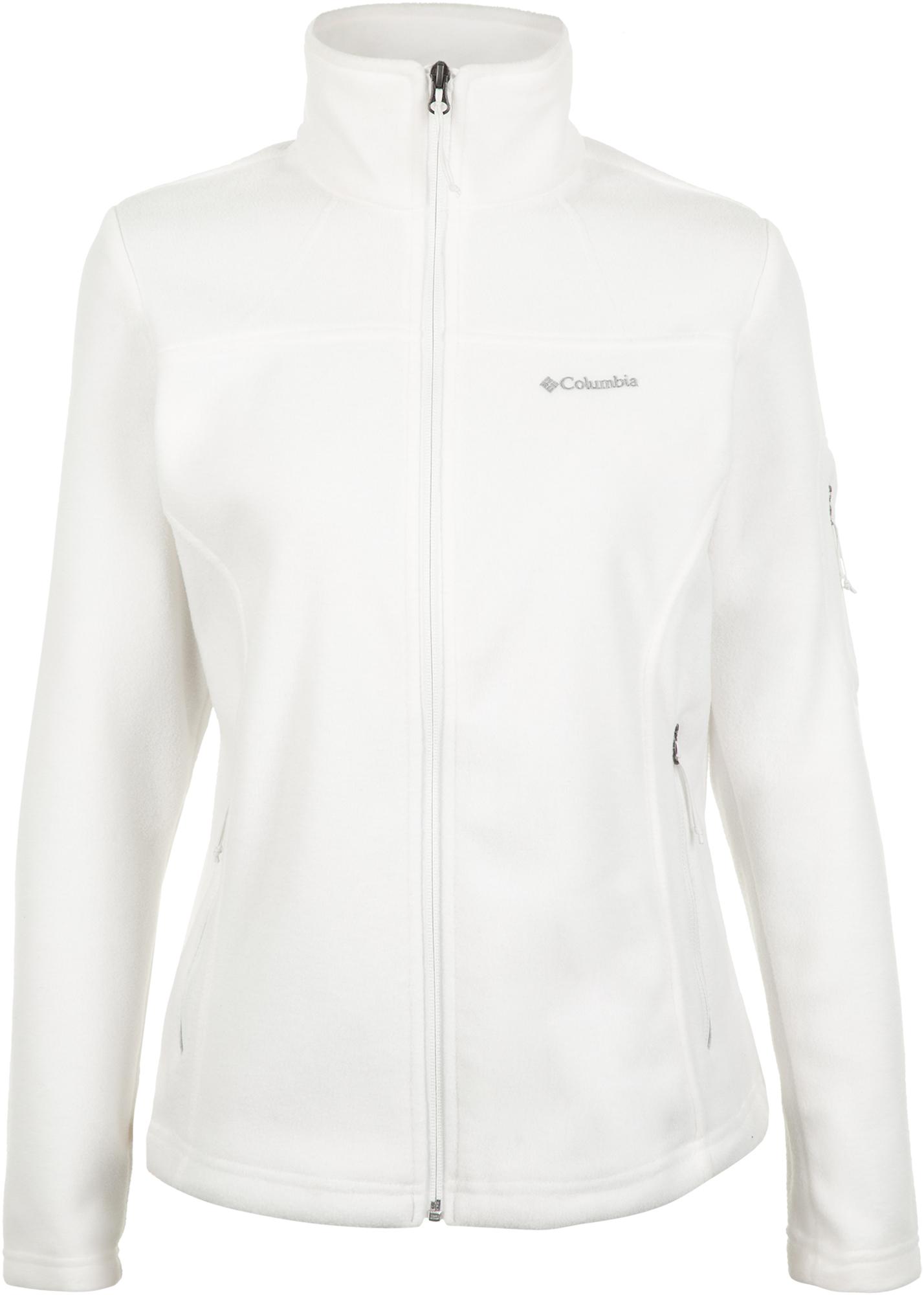Фото - Columbia Джемпер флисовый женский Columbia Fast Trek II, размер 46 джемпер женский zarina цвет белый 8224547442001 размер m 46
