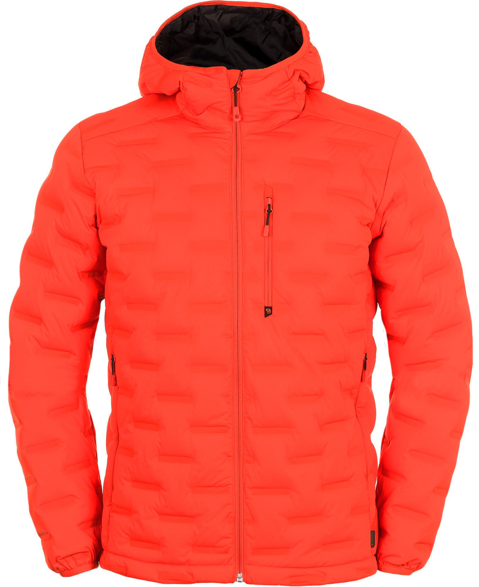 Mountain Hardwear Куртка пуховая мужская StretchDown, размер 52