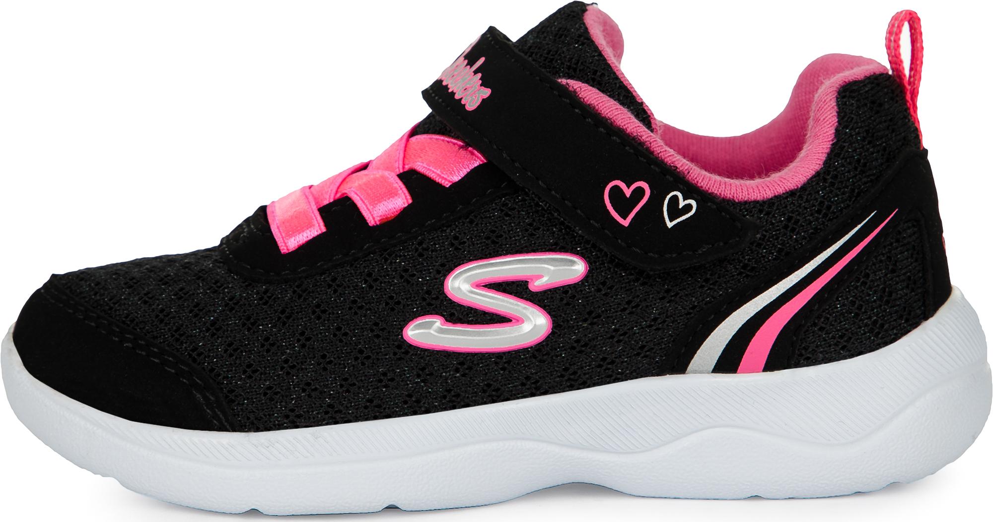 Skechers Кроссовки для девочек Skech-Stepz 2.0-Eyes On You, размер 28,5